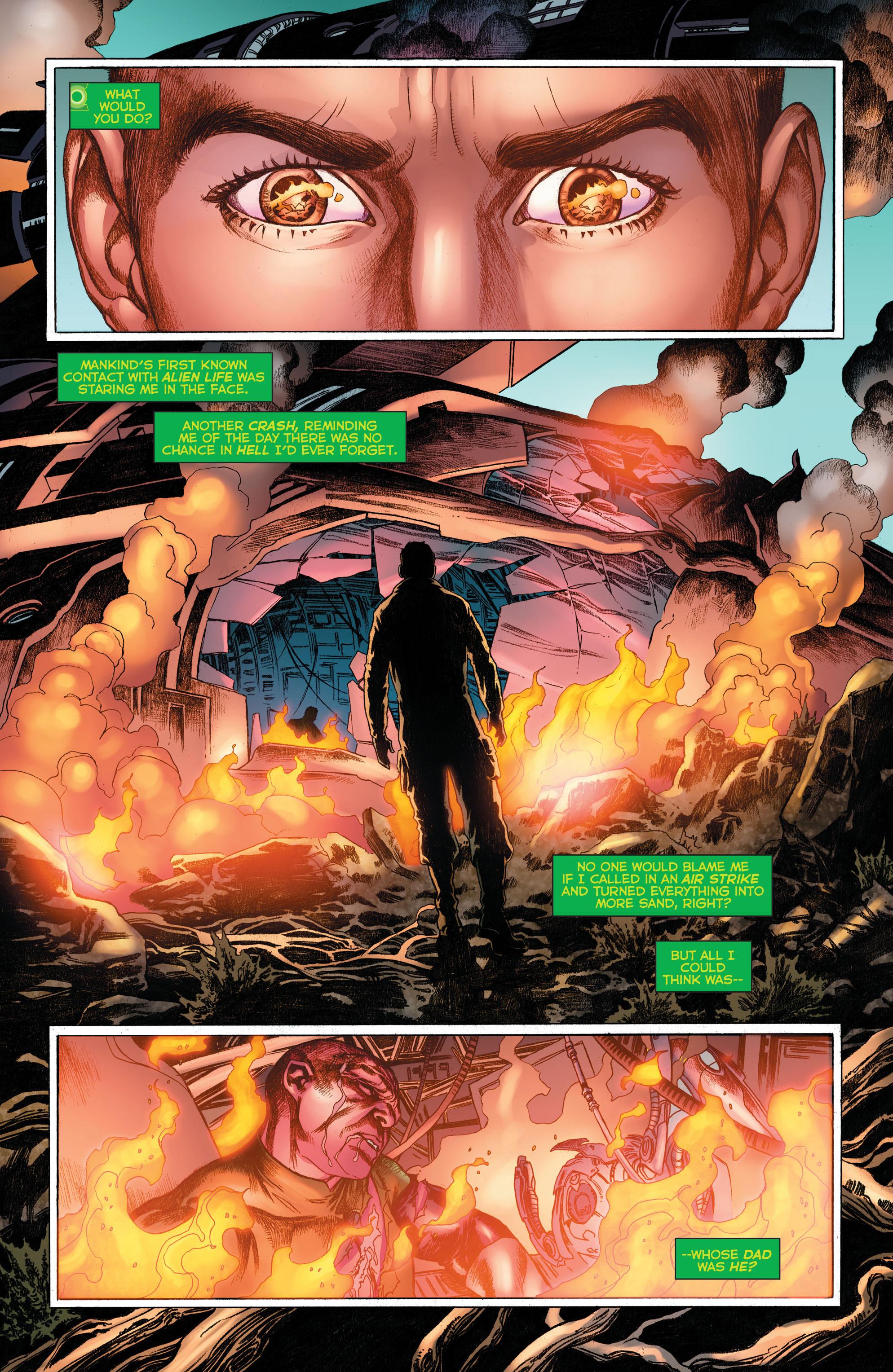 Read online Secret Origins (2014) comic -  Issue #3 - 7
