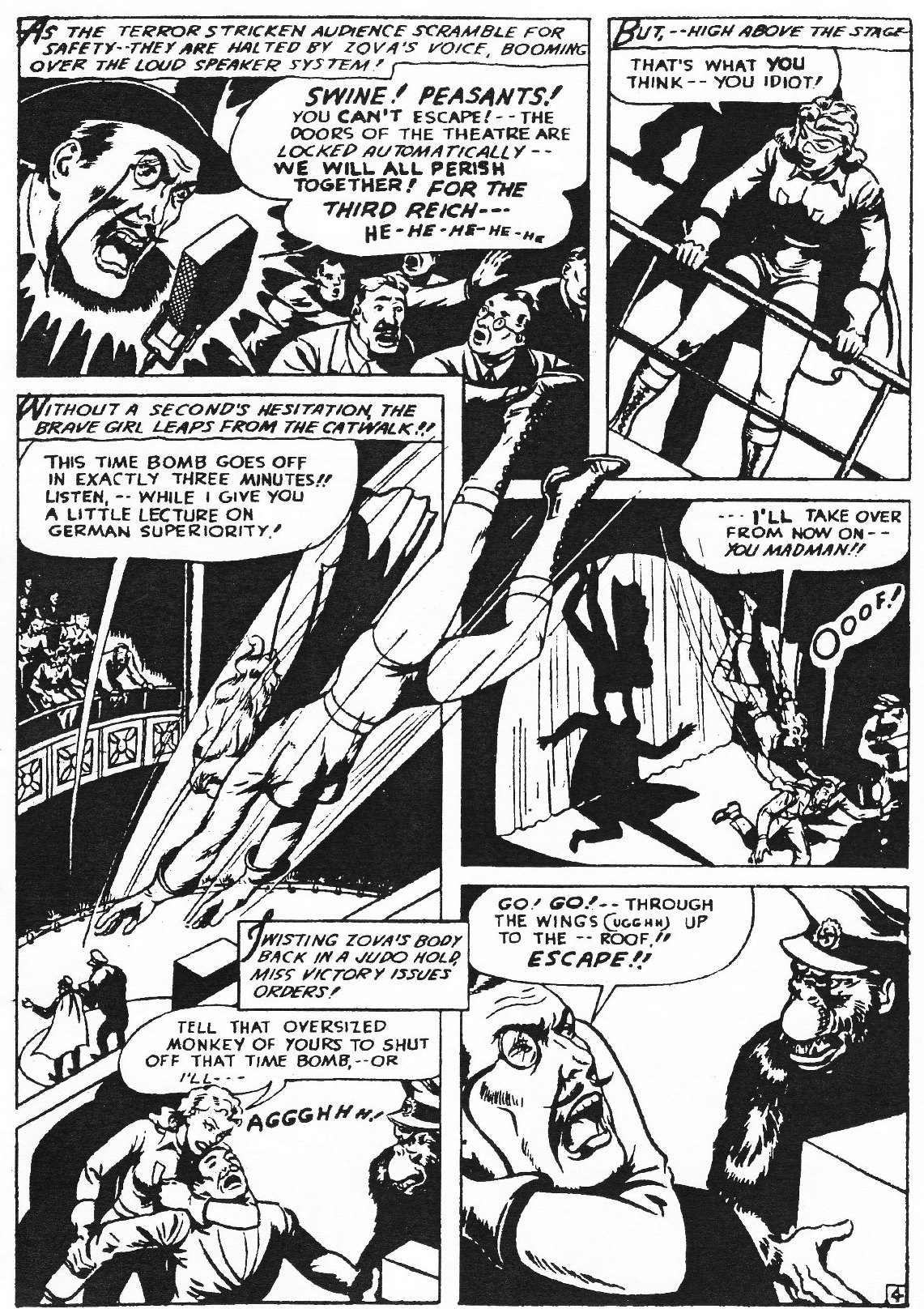 Read online Men of Mystery Comics comic -  Issue #82 - 23