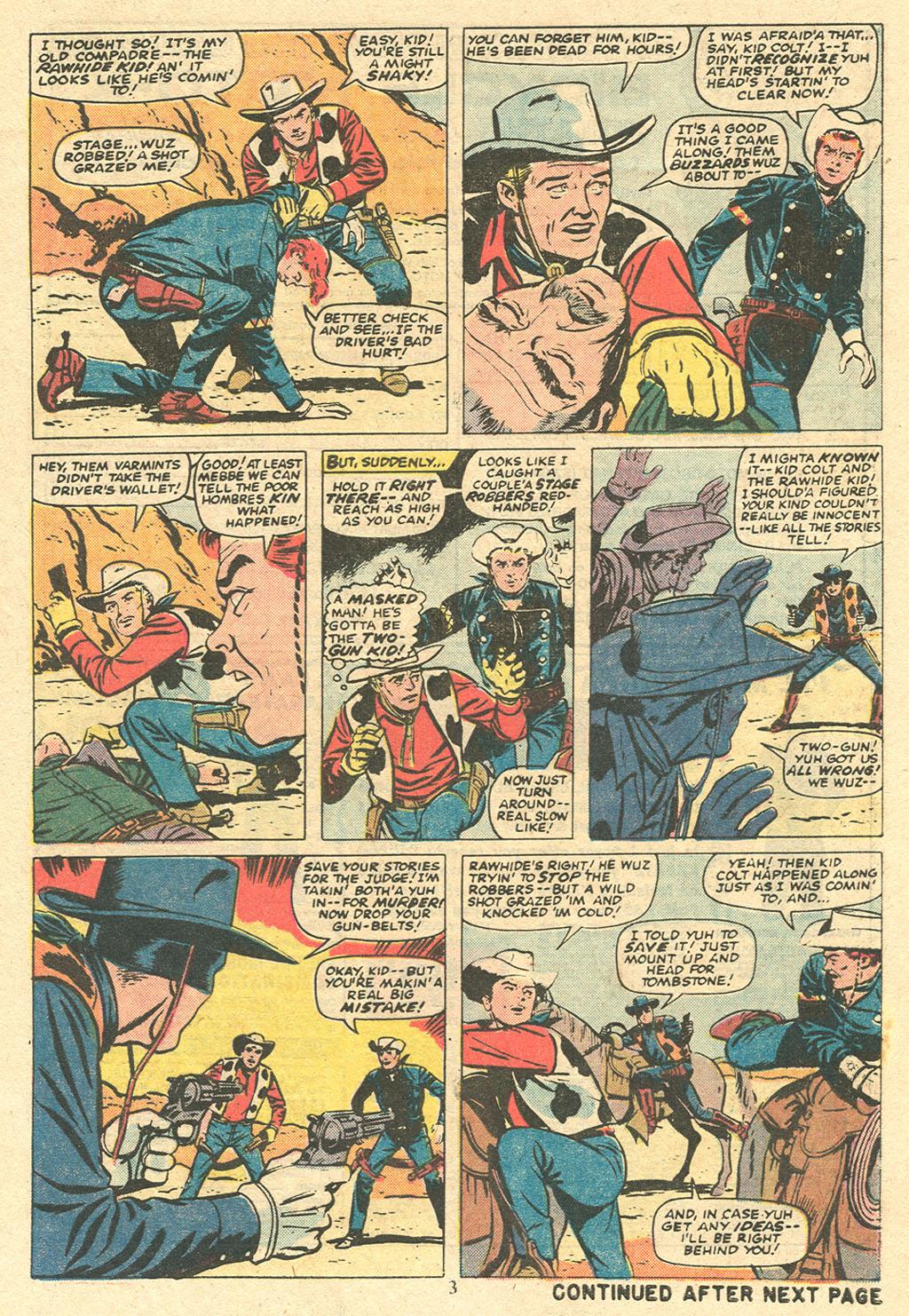 Read online Two-Gun Kid comic -  Issue #117 - 5
