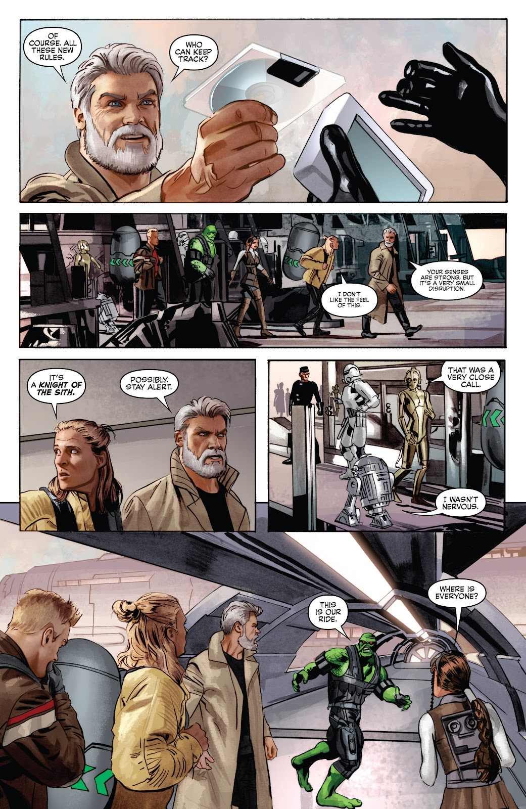 Read online Star Wars Legends: Infinities - Epic Collection comic -  Issue # TPB (Part 4) - 96