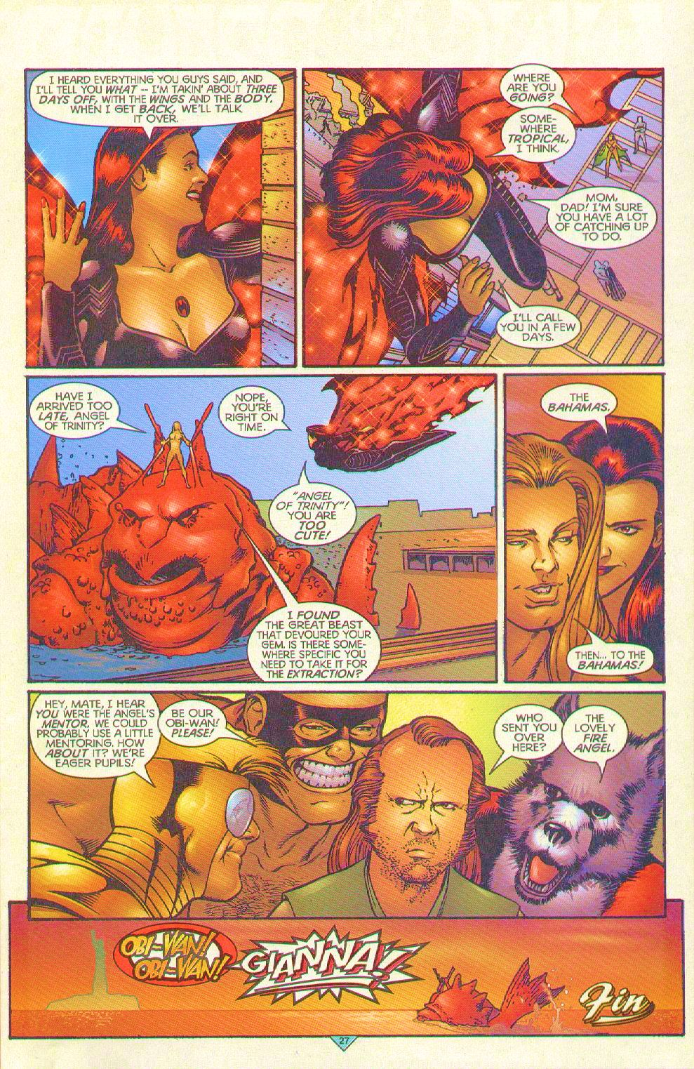Read online Trinity Angels comic -  Issue #12 - 27
