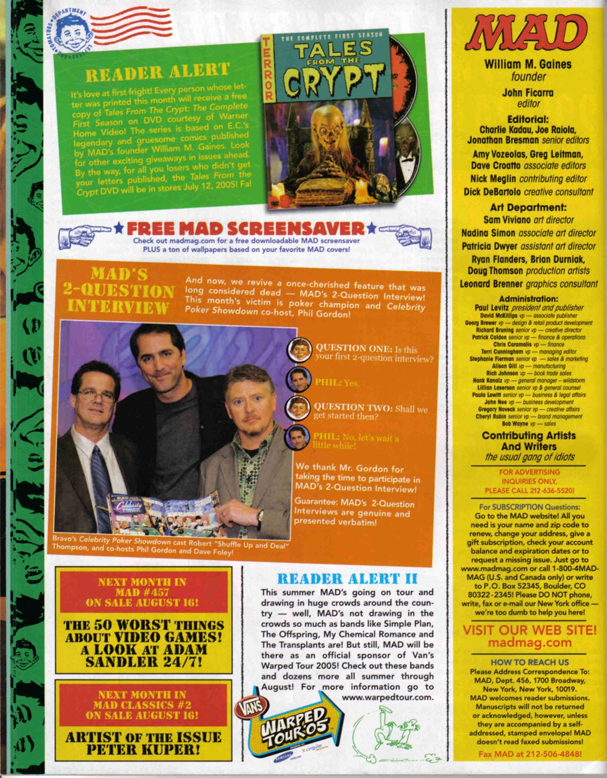 MAD issue 456 - Page 6