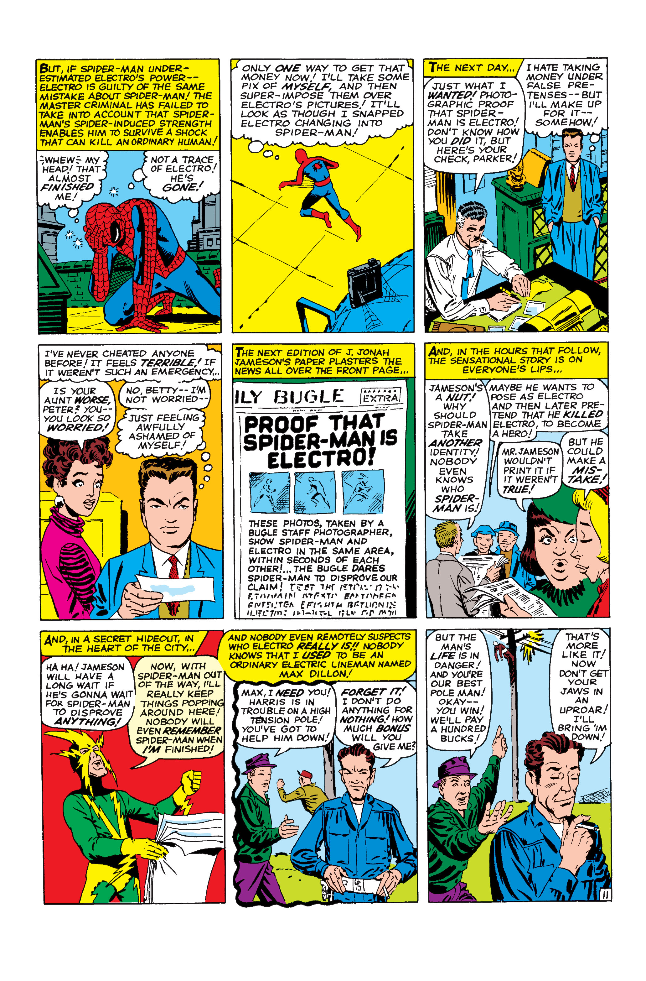 The Amazing Spider-Man (1963) 9 Page 11