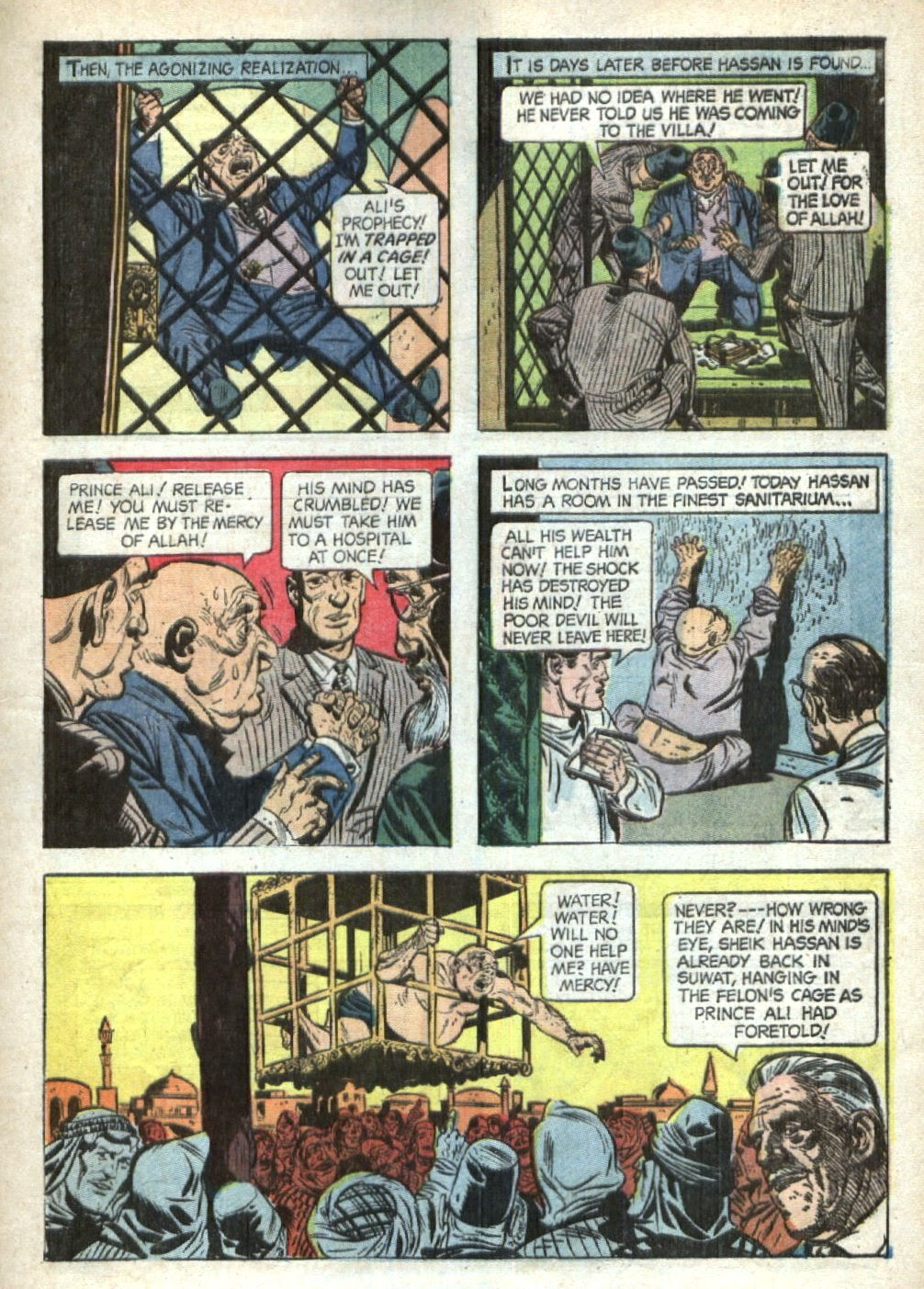 Boris Karloff Tales of Mystery issue 5 - Page 33