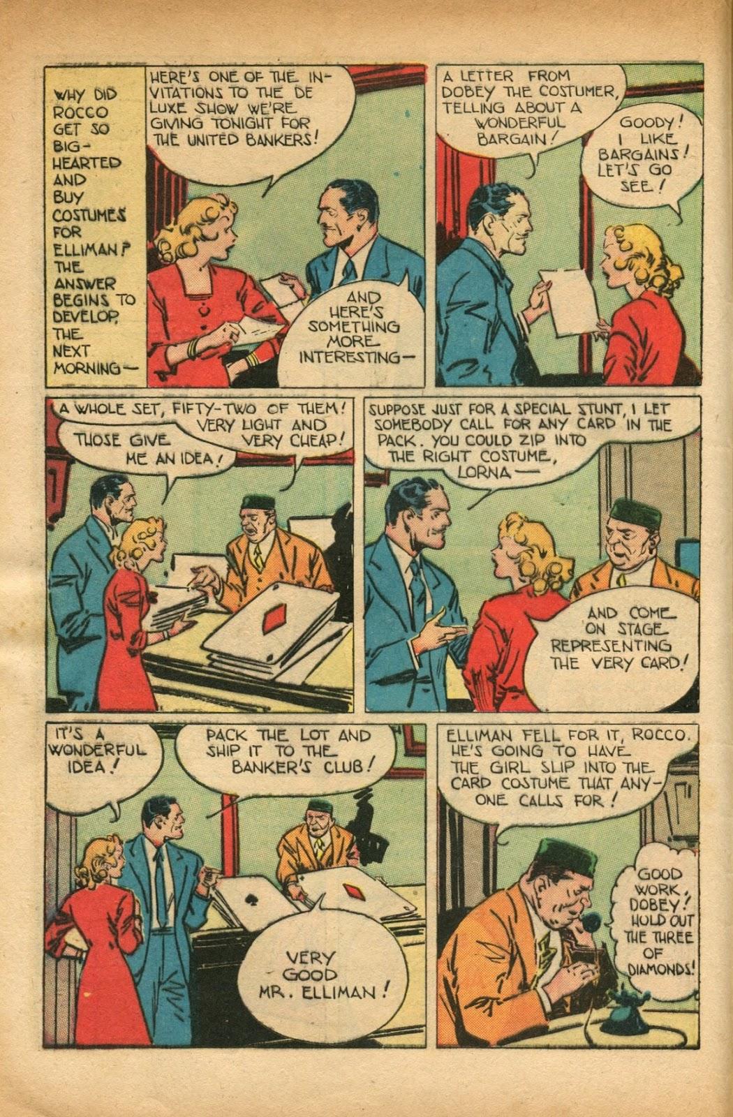 Read online Super-Magician Comics comic -  Issue #51 - 8