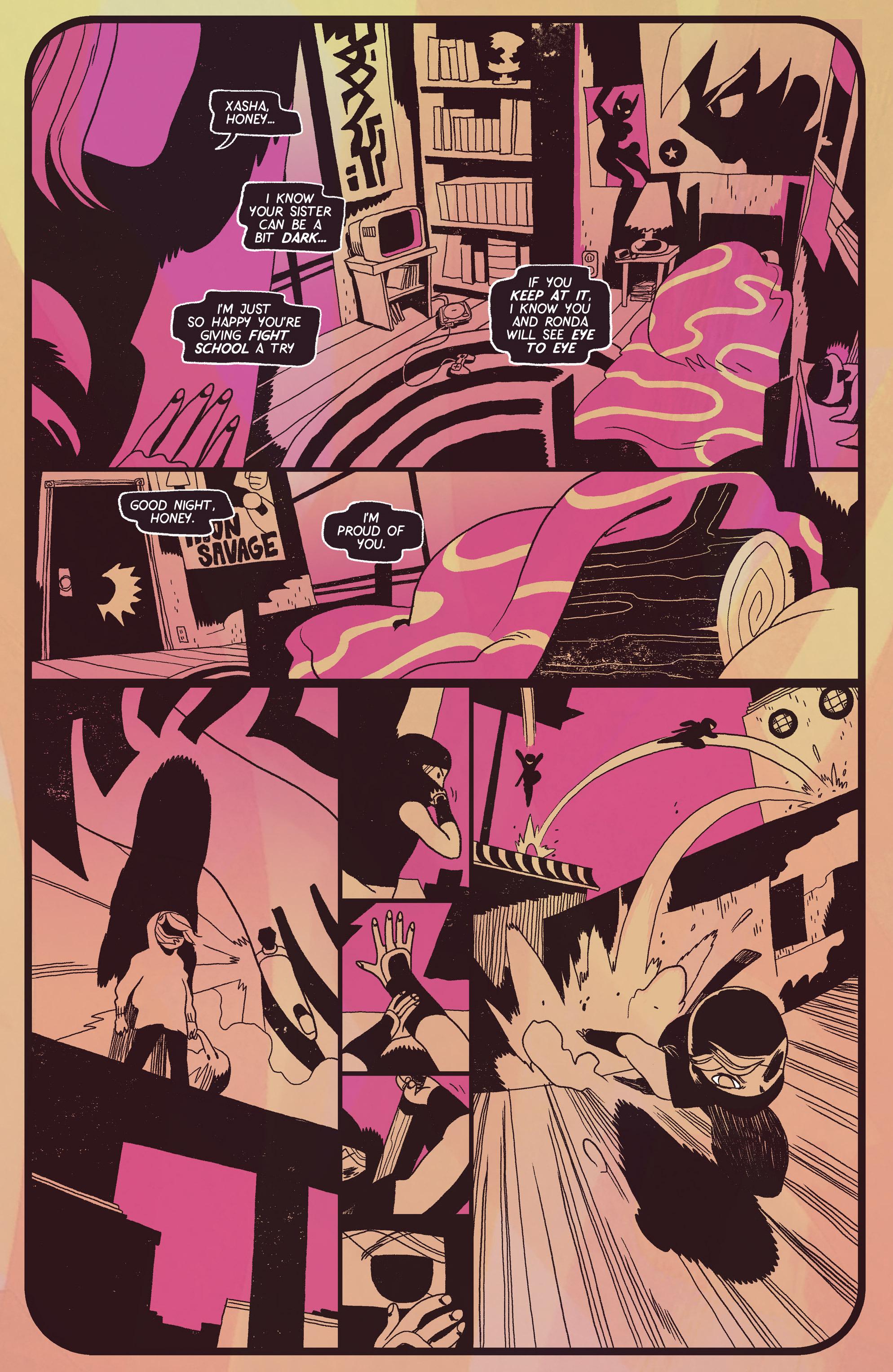 Read online Sun Bakery comic -  Issue #3 - 31