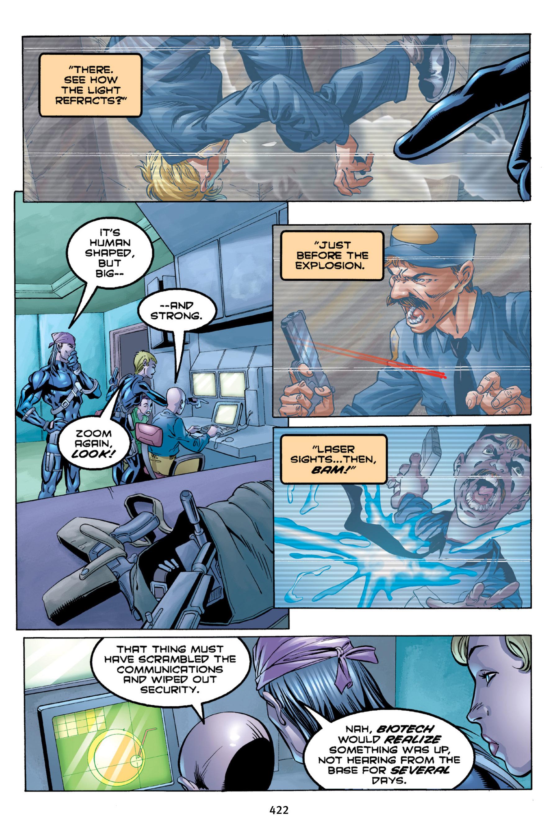 Read online Aliens vs. Predator Omnibus comic -  Issue # _TPB 2 Part 4 - 86