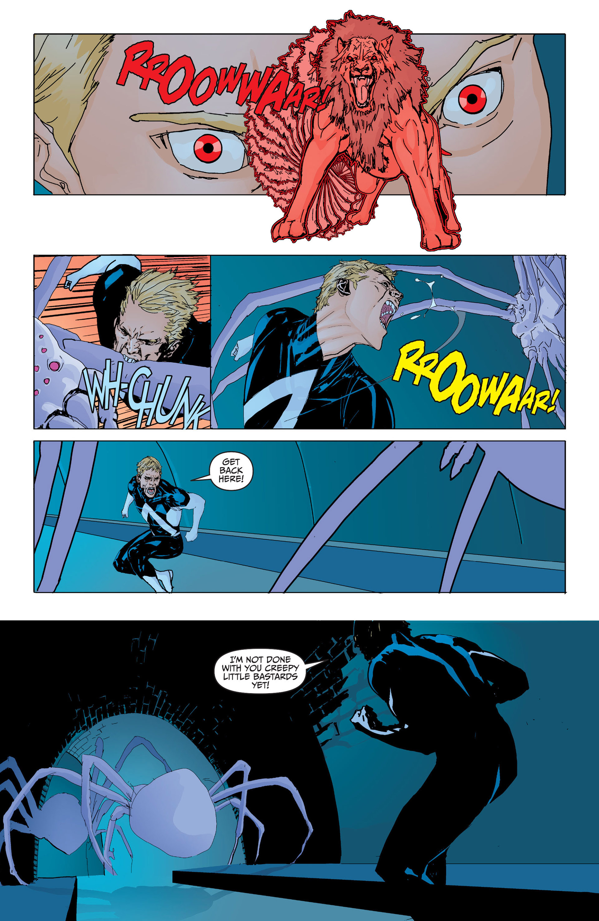 Read online Animal Man (2011) comic -  Issue #Animal Man (2011) _Annual 2 - 19