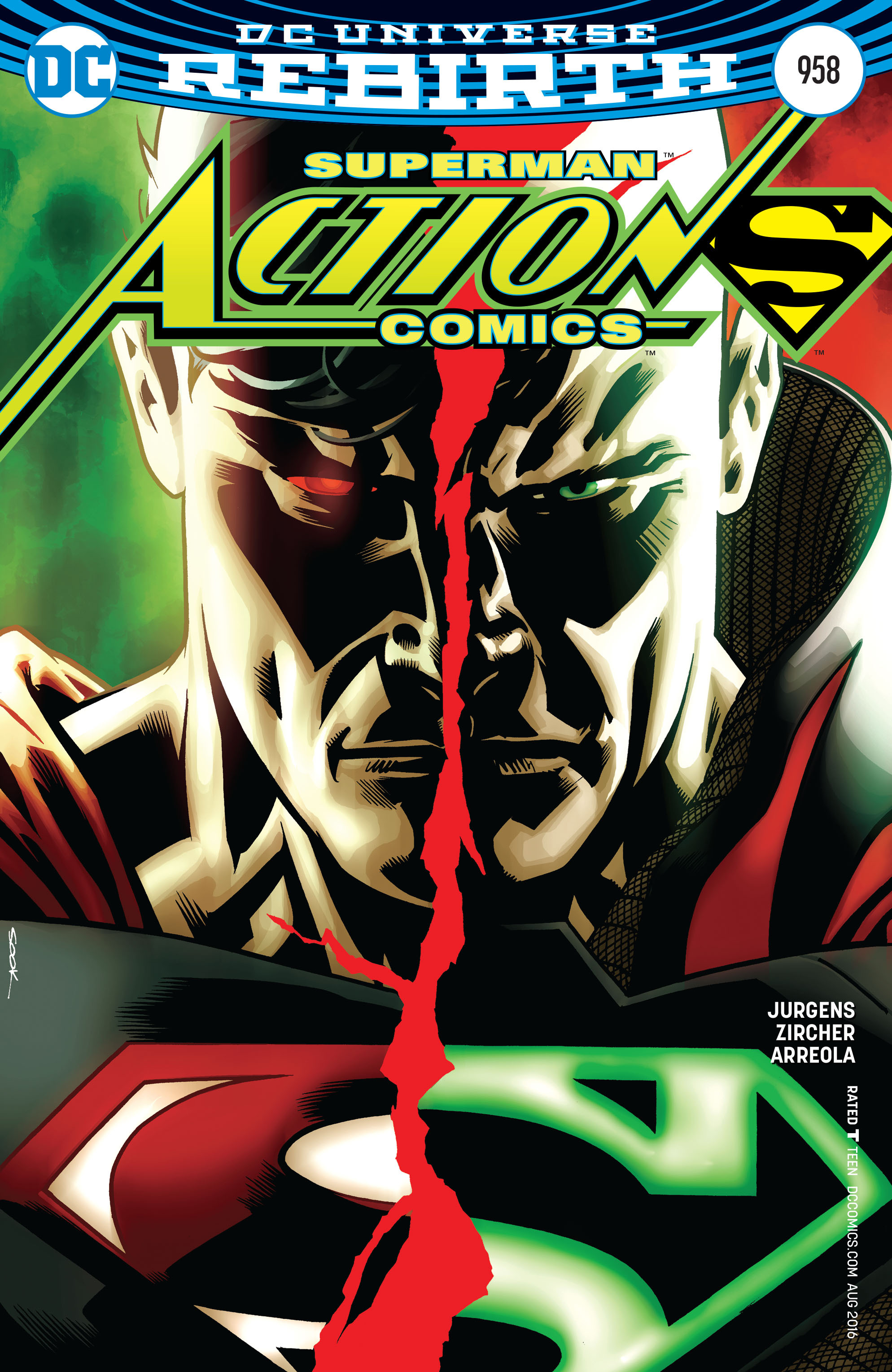 Read online Action Comics (2016) comic -  Issue #958 - 3