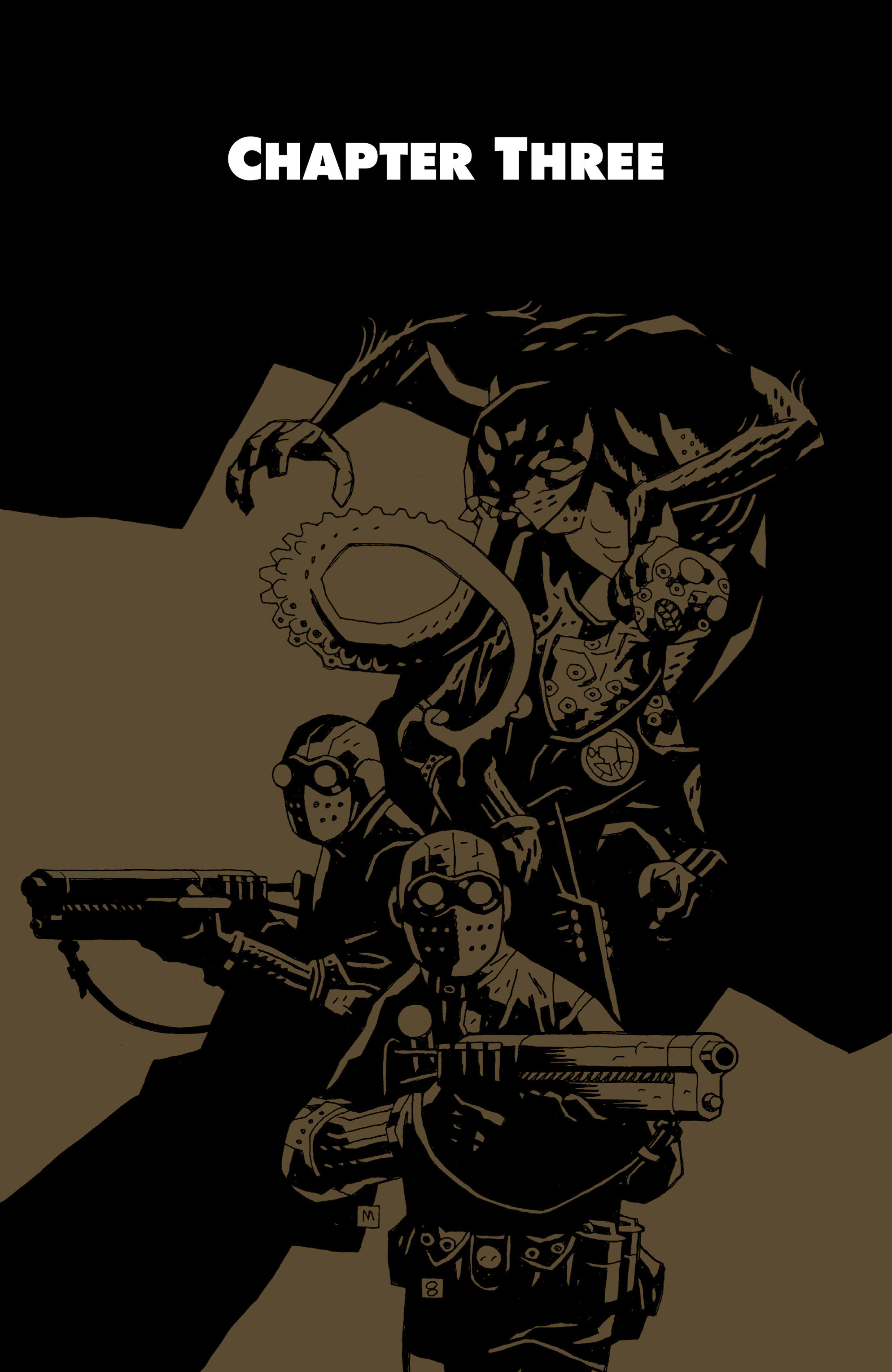 Read online B.P.R.D. (2003) comic -  Issue # TPB 12 - 59