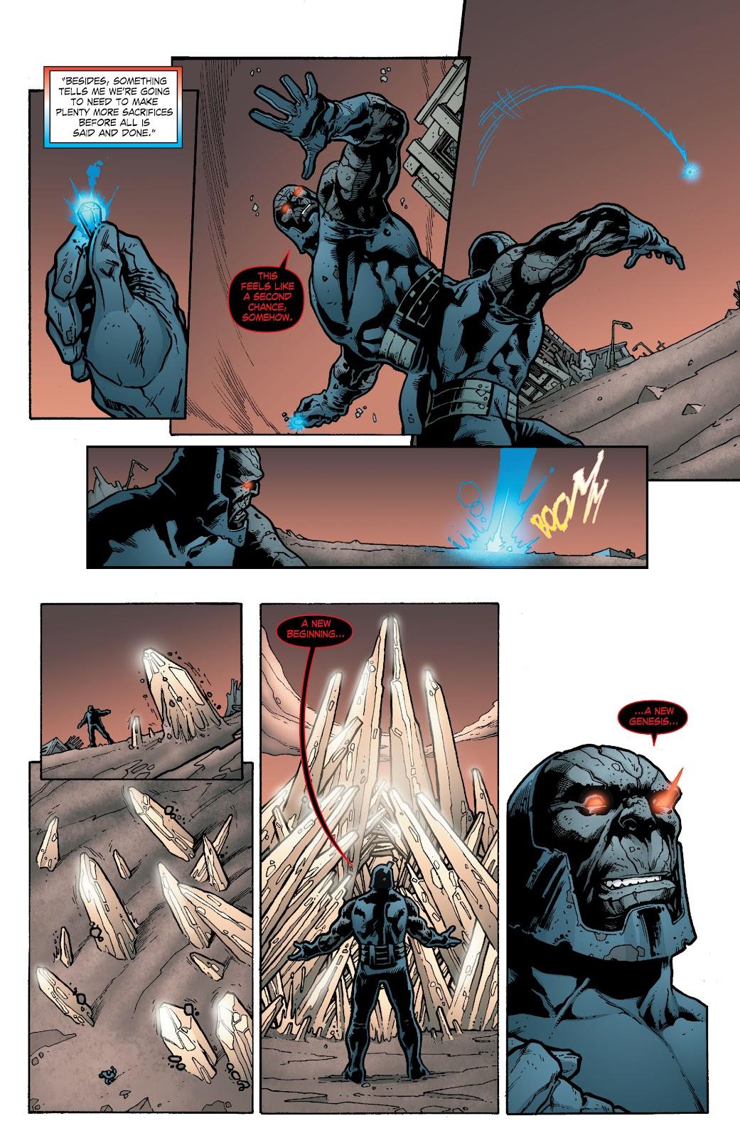 Read online Smallville Season 11 [II] comic -  Issue # TPB 8 - 132
