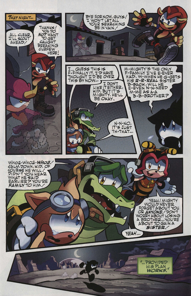 Read online Sonic Universe comic -  Issue #48 - 17