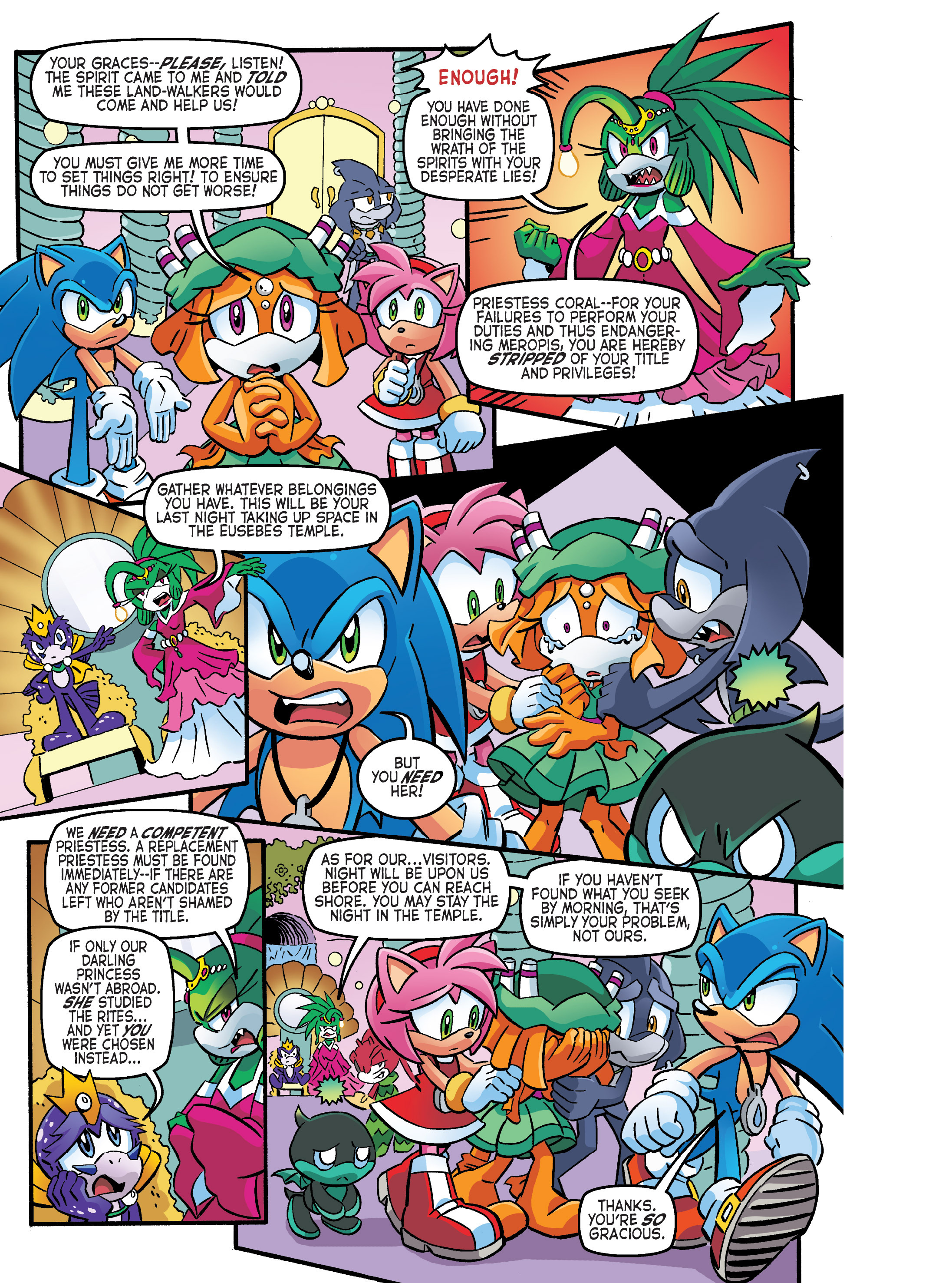 Read online Sonic Super Digest comic -  Issue #10 - 73