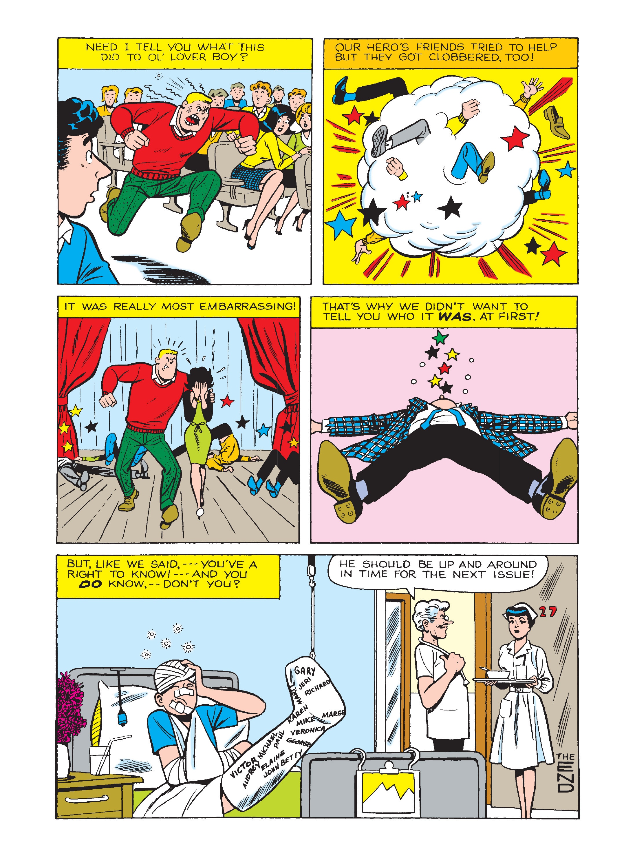 Read online Archie's Funhouse Double Digest comic -  Issue #2 - 153
