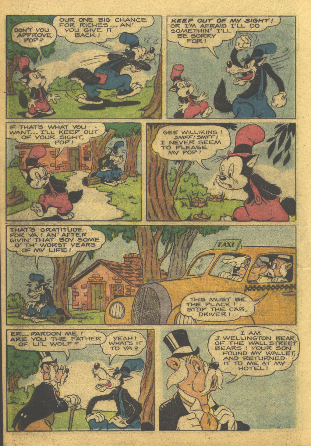 Walt Disney's Comics and Stories issue 86 - Page 22