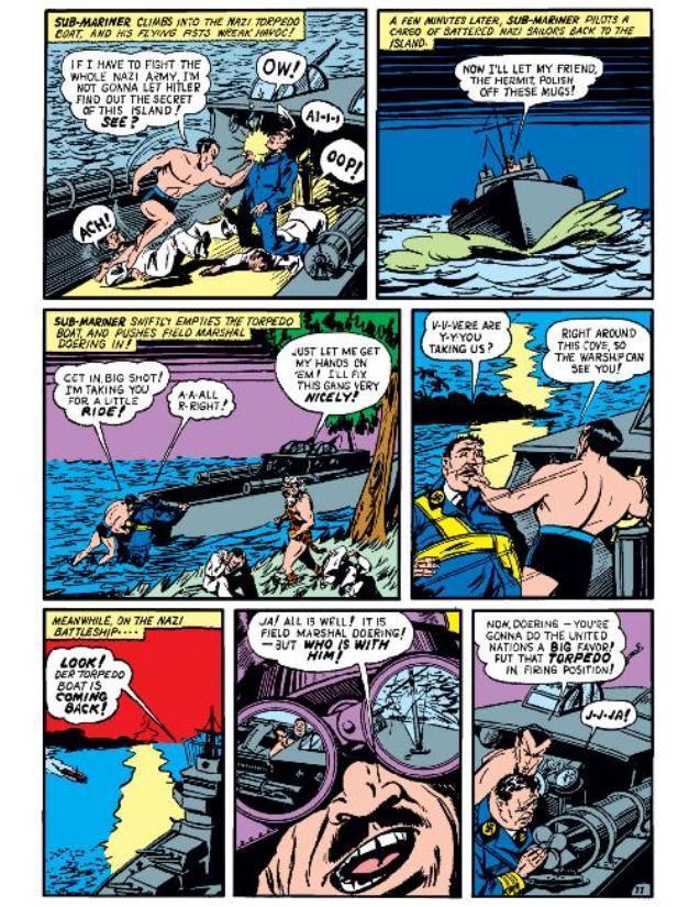 Read online All-Winners Comics comic -  Issue #5 - 52