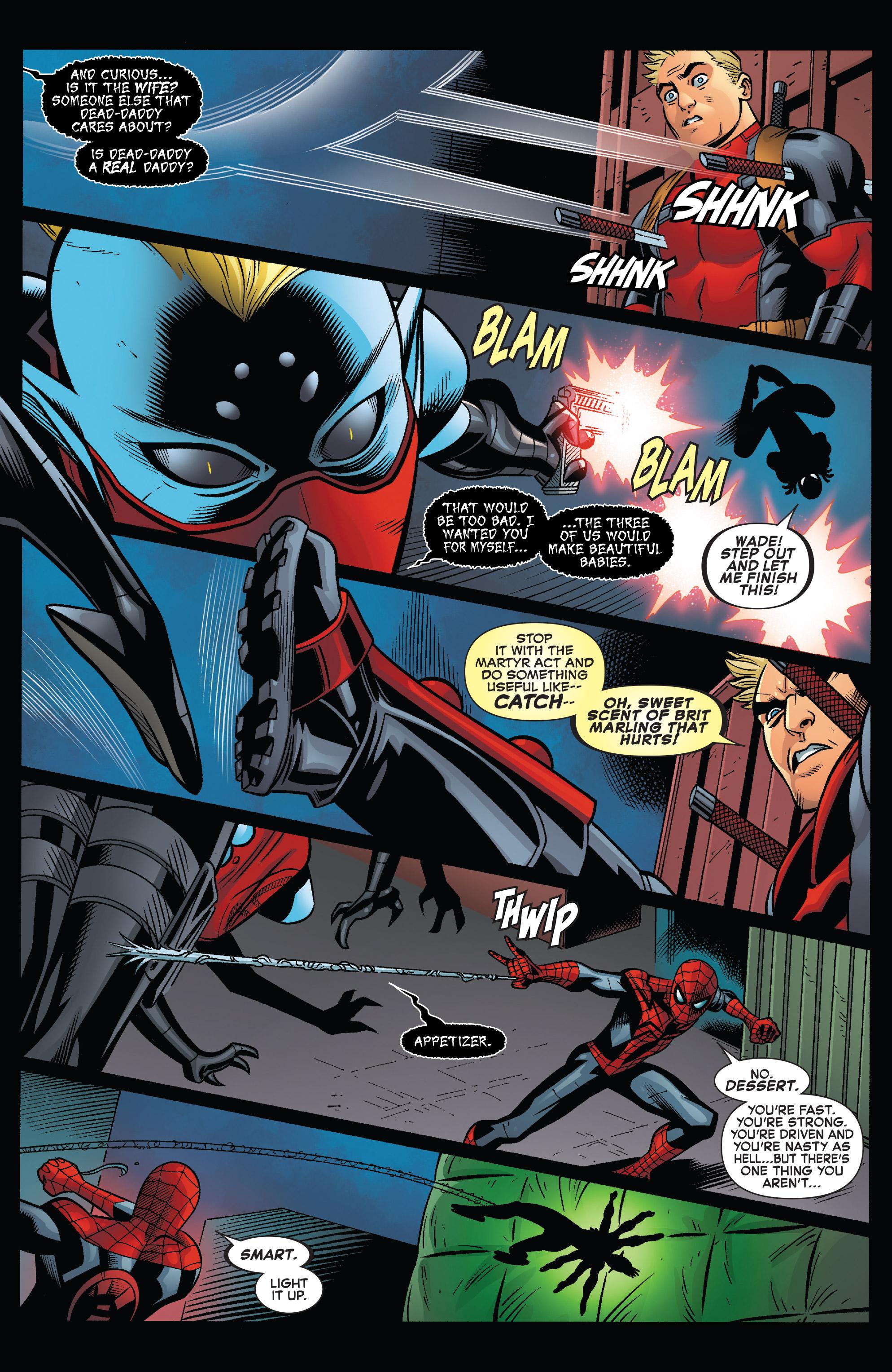 Read online Spider-Man/Deadpool comic -  Issue #17 - 16