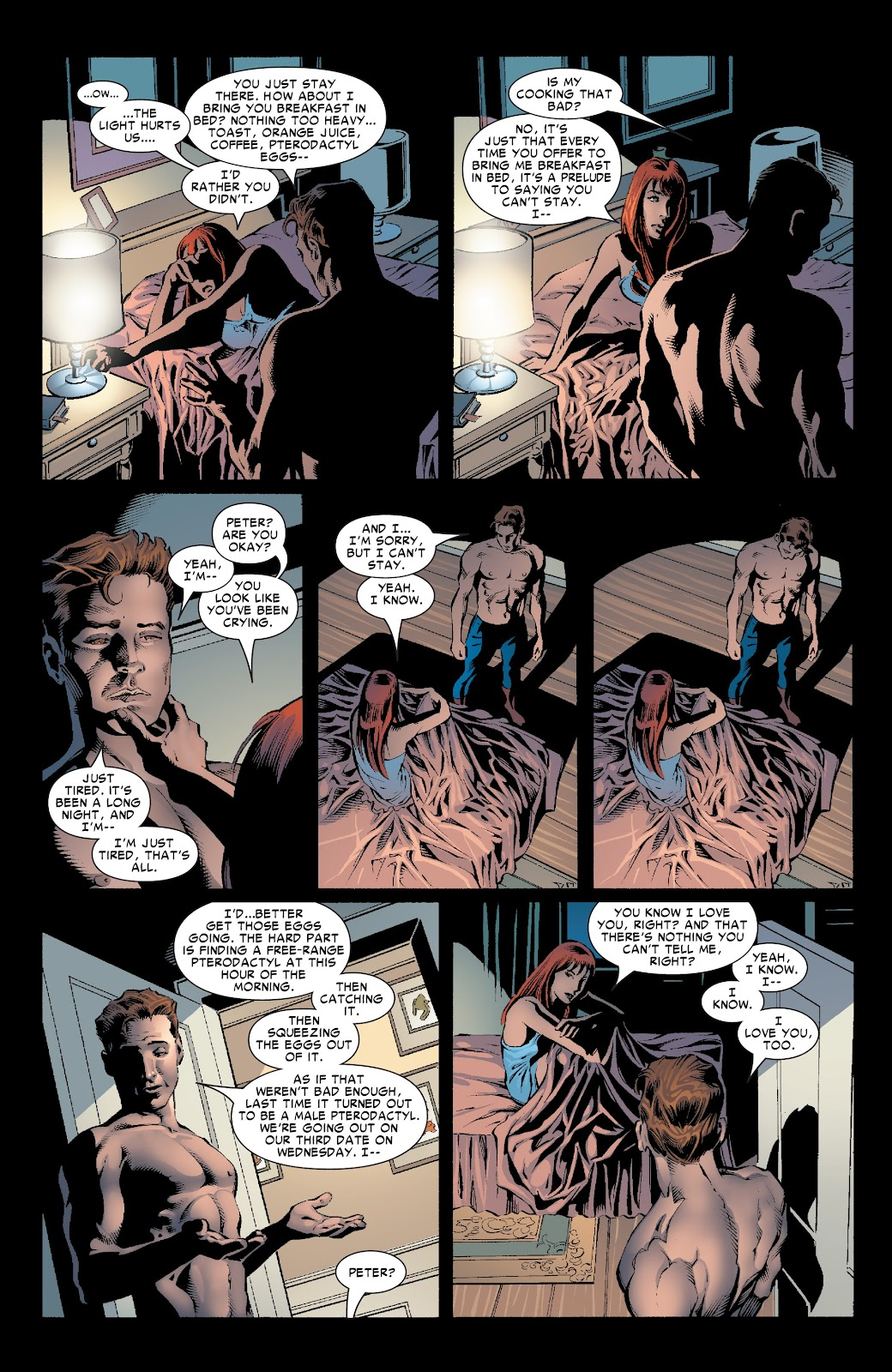 The Amazing Spider-Man by JMS Ultimate Collection issue TPB 3 (Part 2) - Page 89