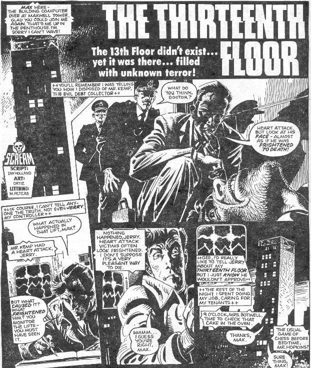 Read online The Thirteenth Floor (2007) comic -  Issue # Full - 9