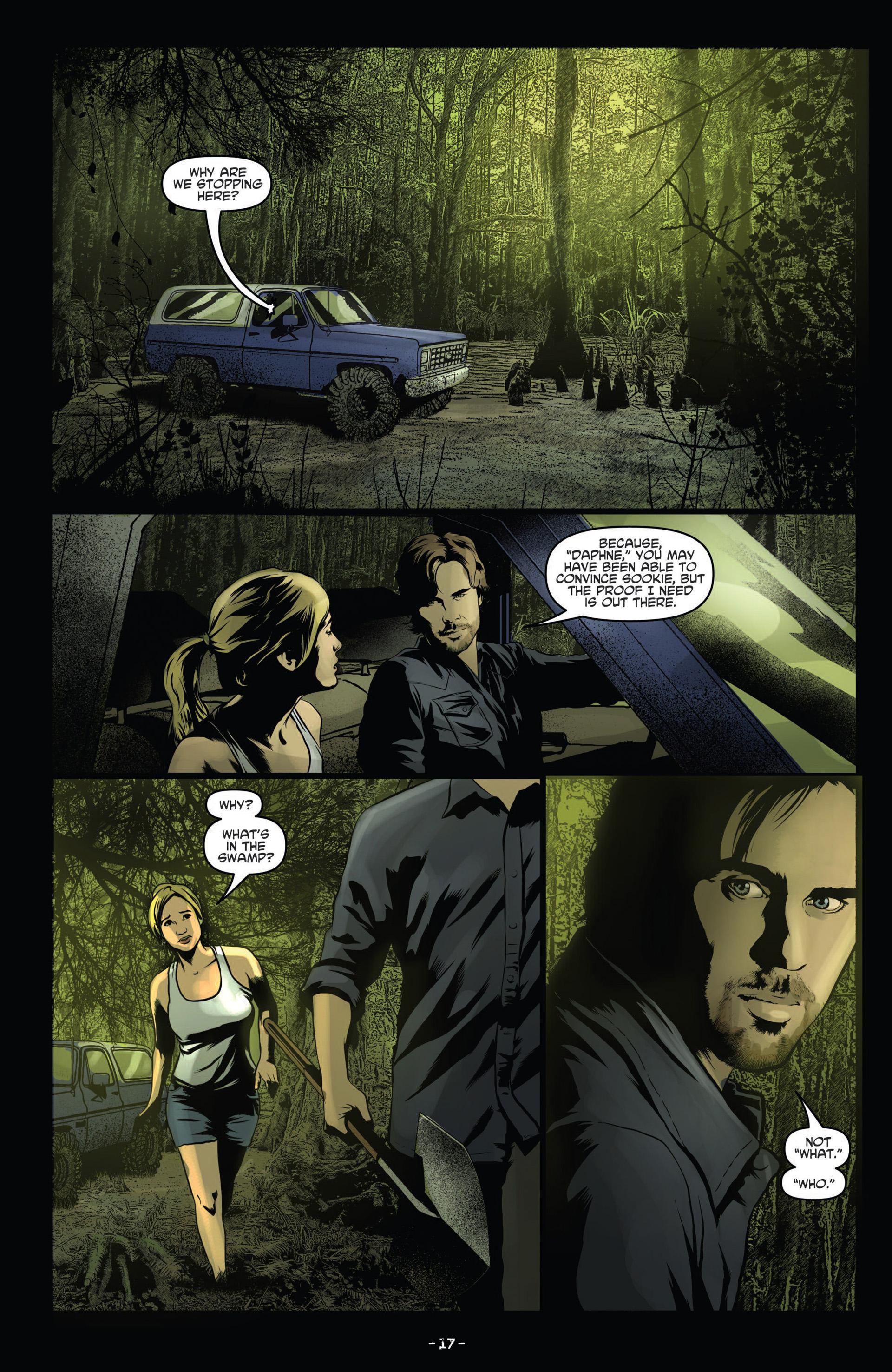 Read online True Blood (2012) comic -  Issue #12 - 19