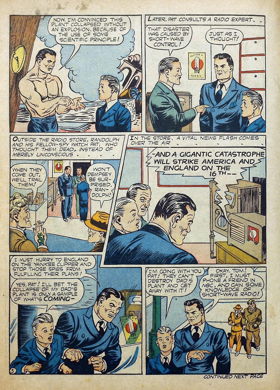 Reglar Fellers Heroic Comics issue 13 - Page 18