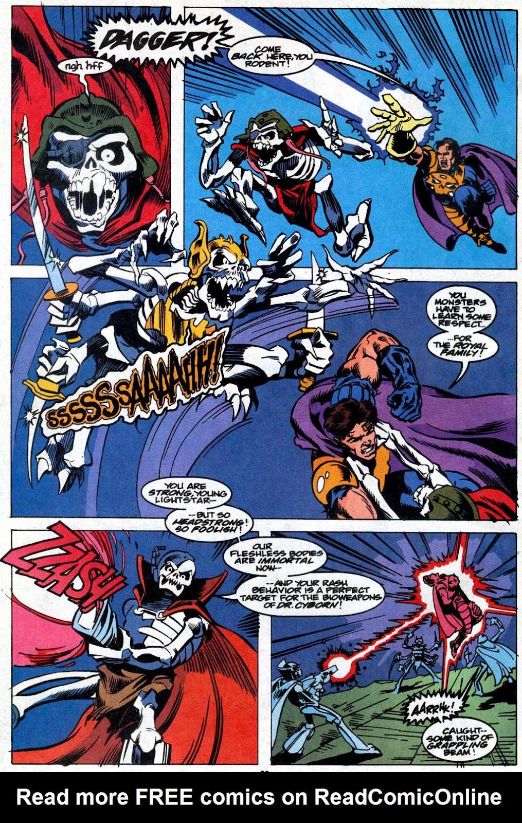 Skeleton Warriors Issue #1 #1 - English 17