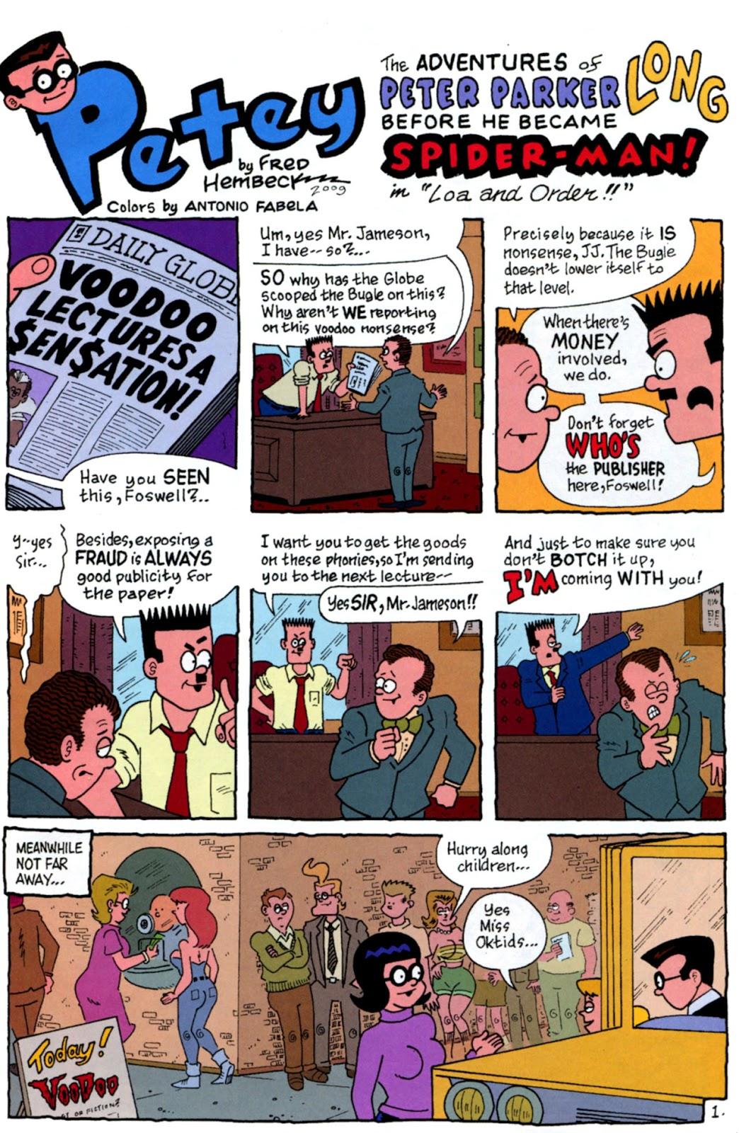 Amazing Spider-Man Family Issue #7 #7 - English 41