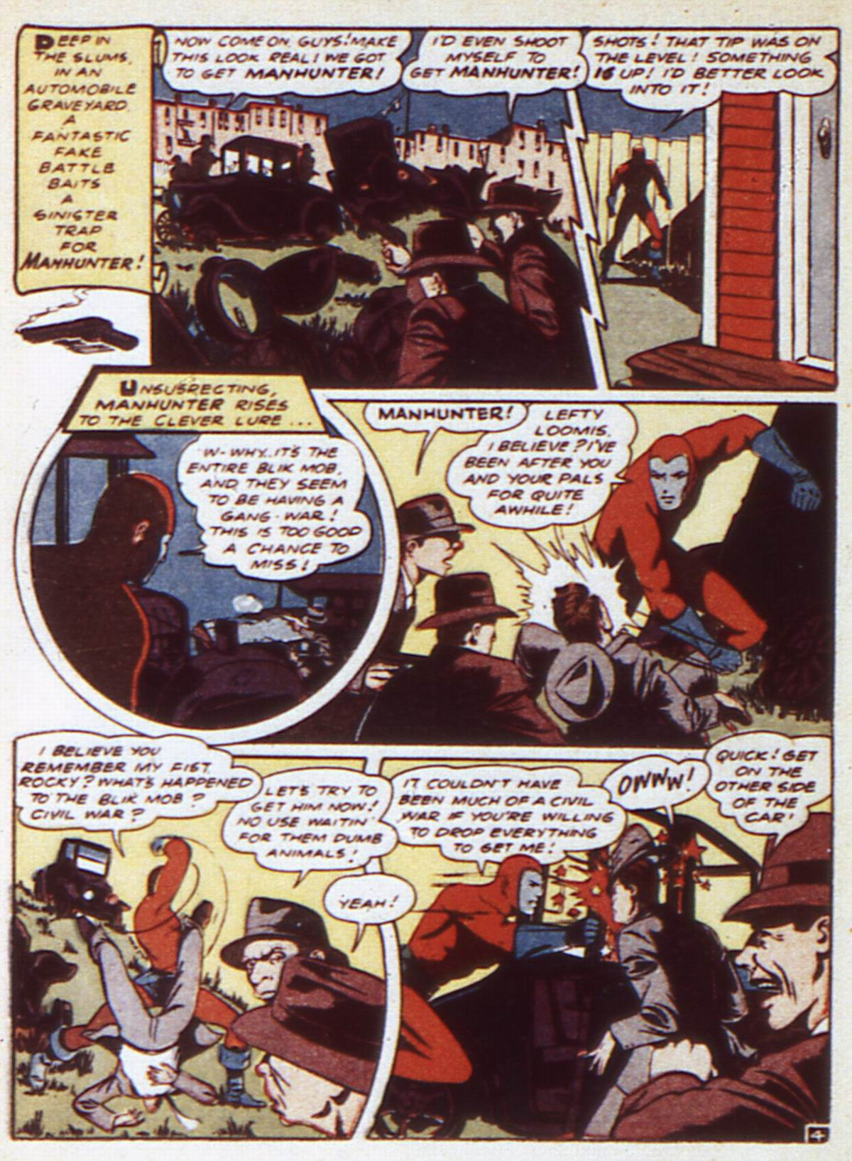 Read online Adventure Comics (1938) comic -  Issue #84 - 50