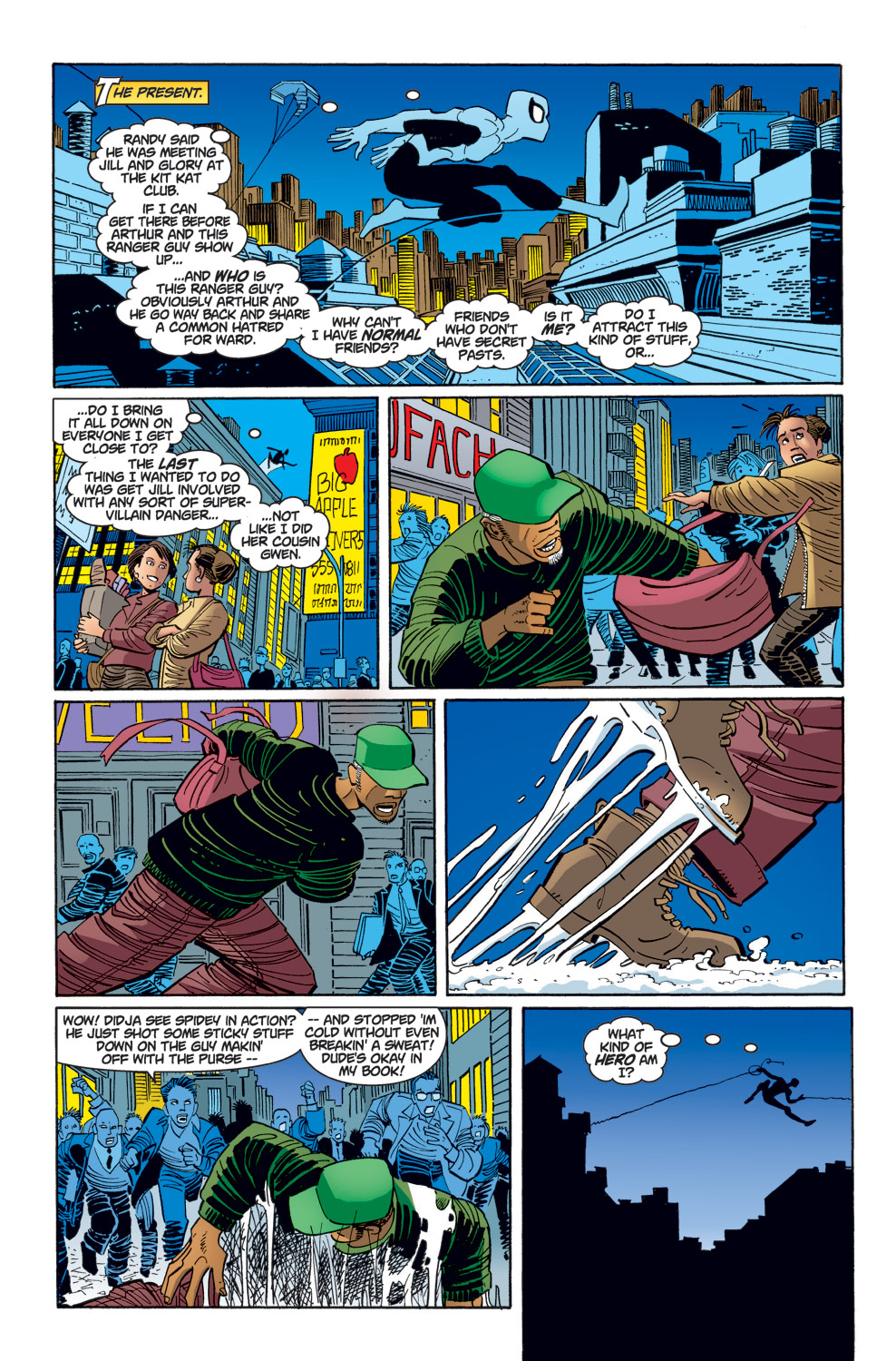 The Amazing Spider-Man (1999) 23 Page 16