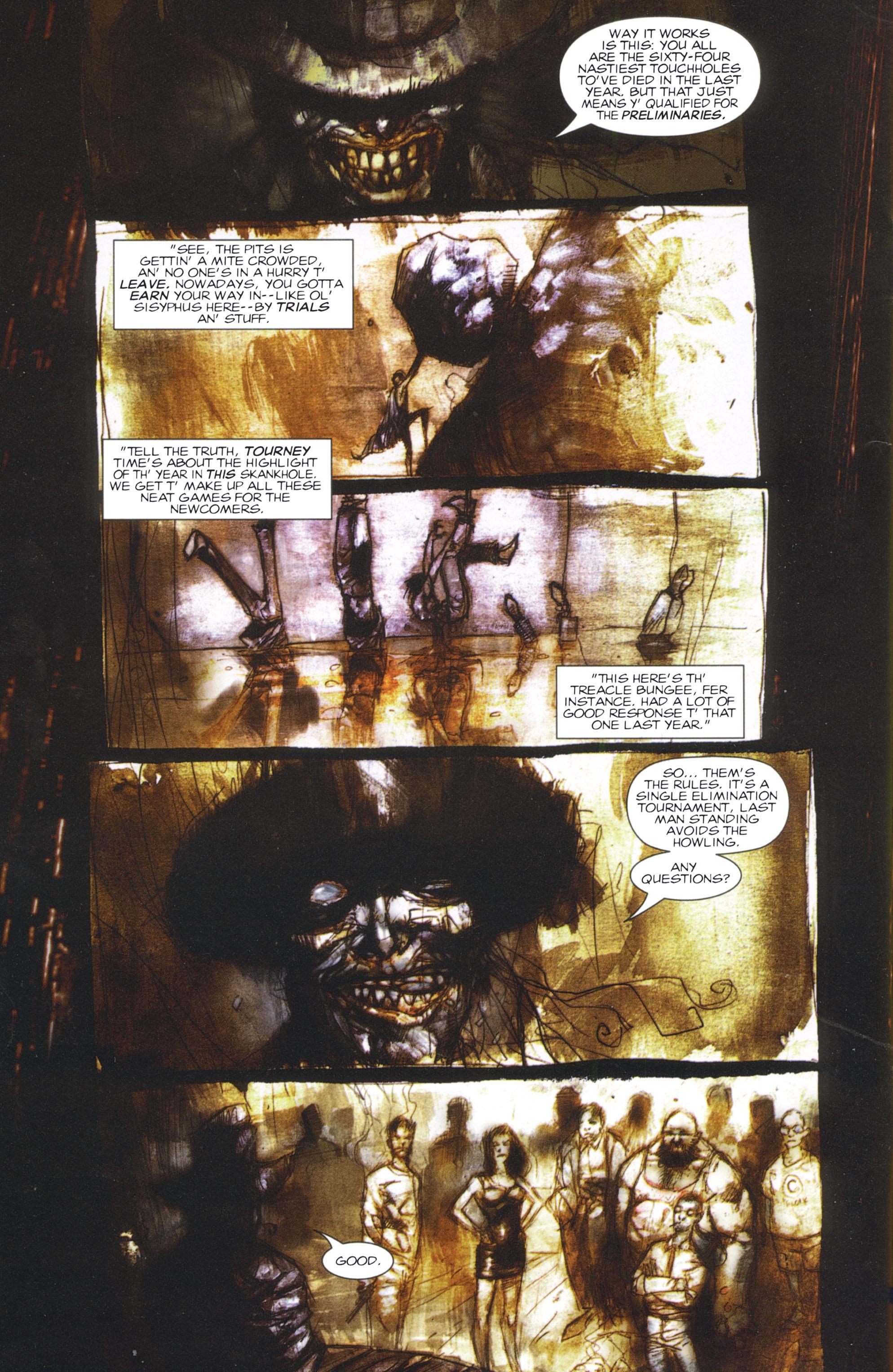 Read online Deadside comic -  Issue #3 - 11