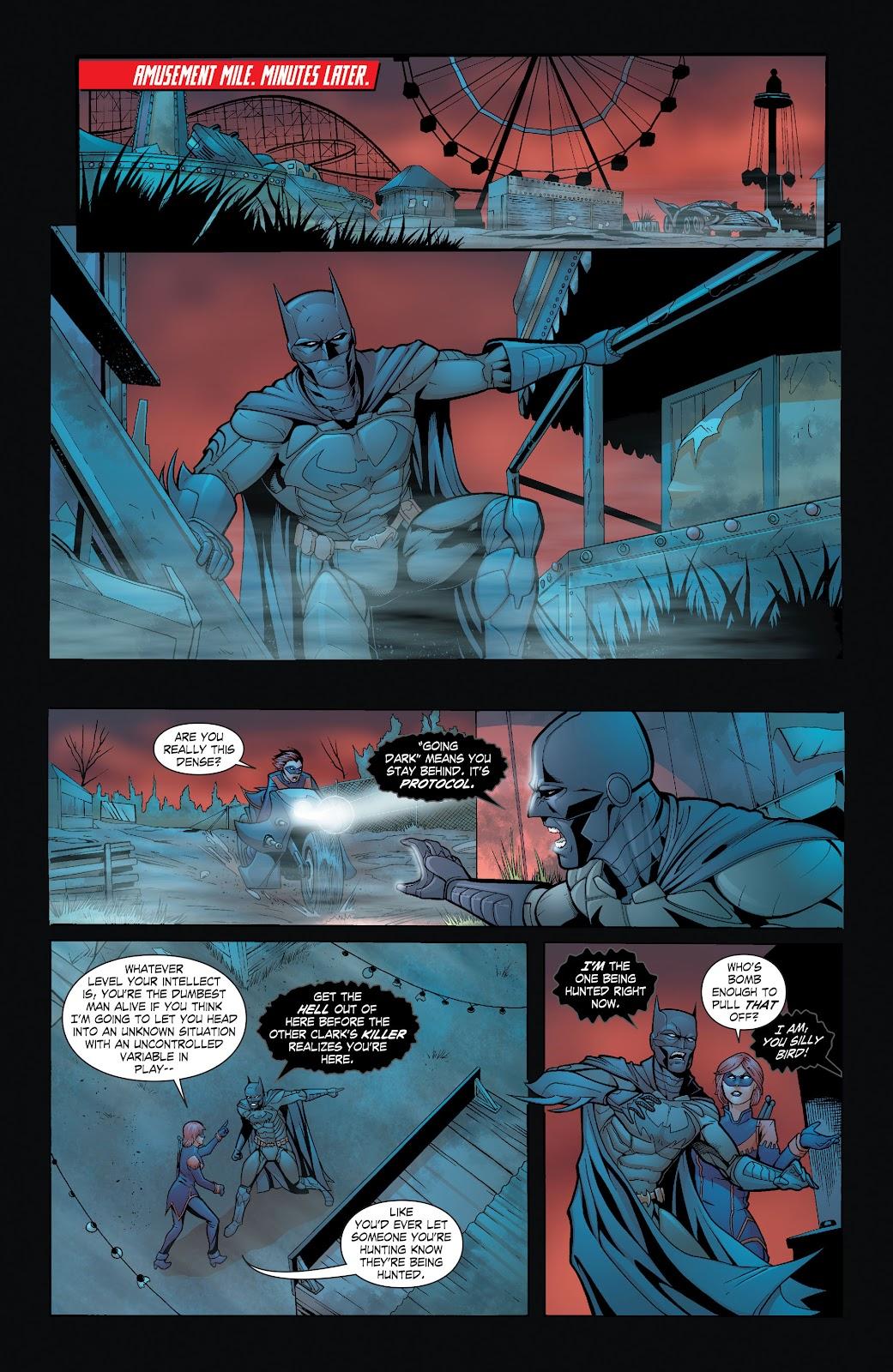 Read online Smallville Season 11 [II] comic -  Issue # TPB 6 - 135