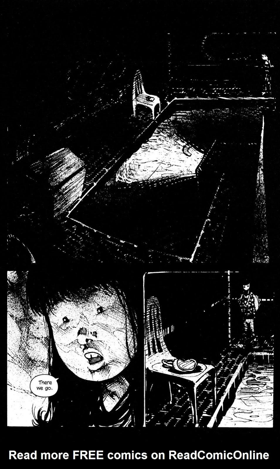 Read online Ojo comic -  Issue #4 - 9