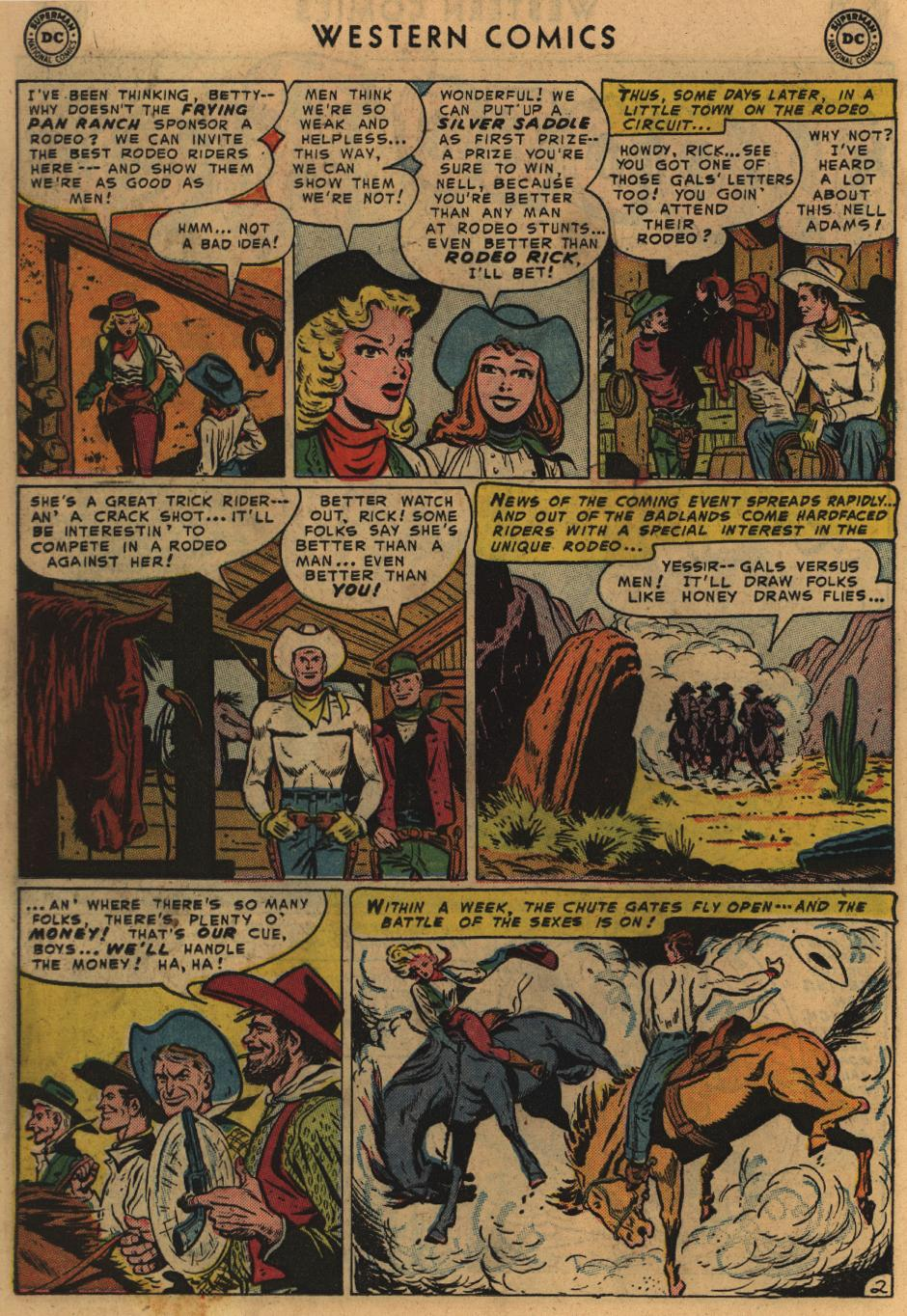 Western Comics issue 40 - Page 14