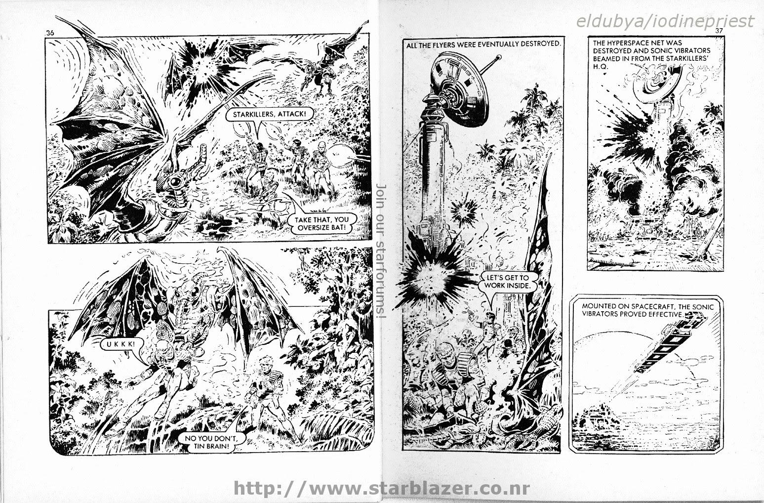 Starblazer issue 155 - Page 20