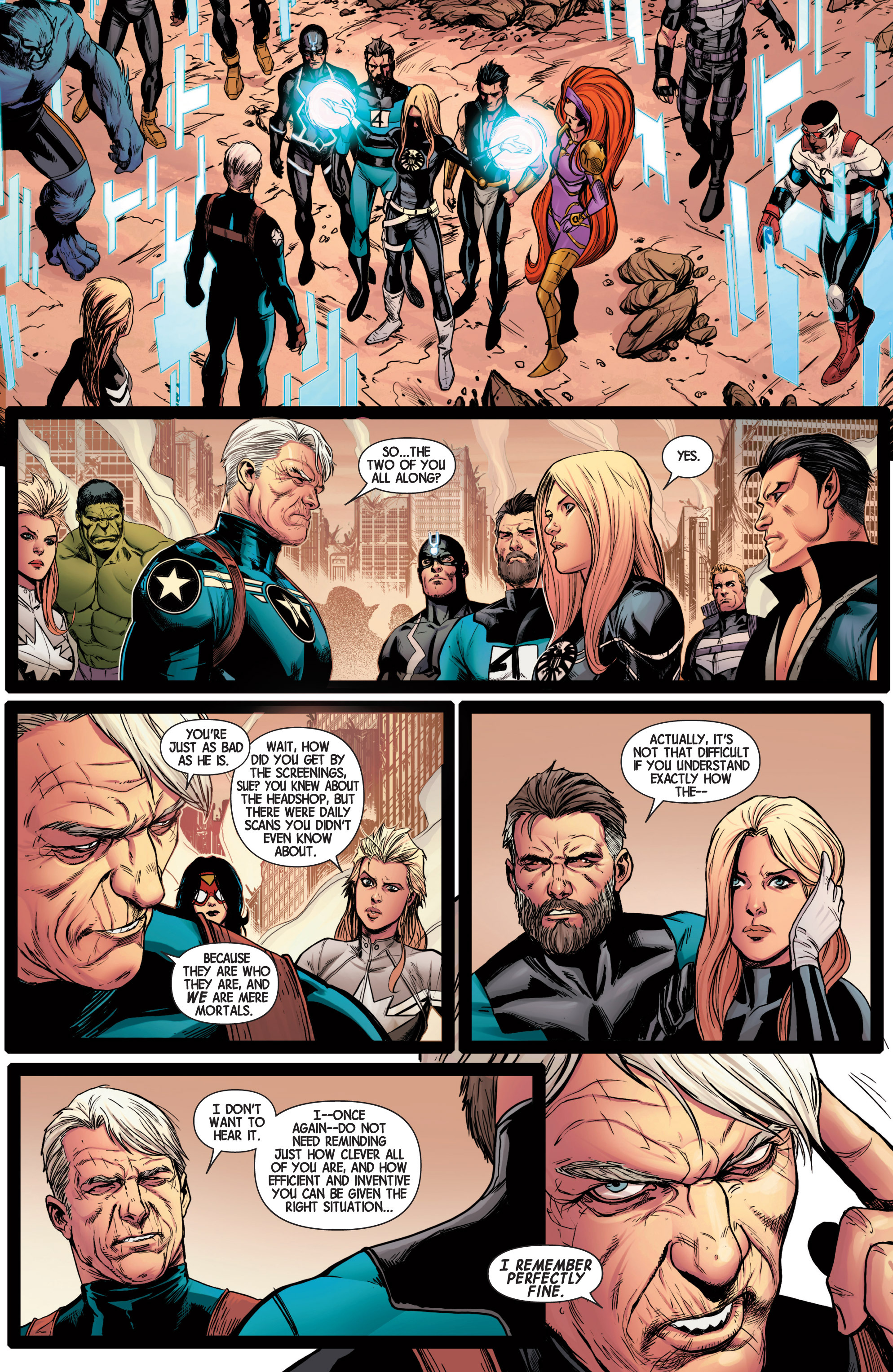 Read online Avengers (2013) comic -  Issue #40 - 8