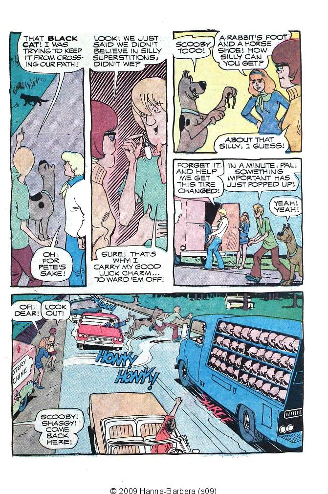 Read online Scooby-Doo... Mystery Comics comic -  Issue #20 - 27