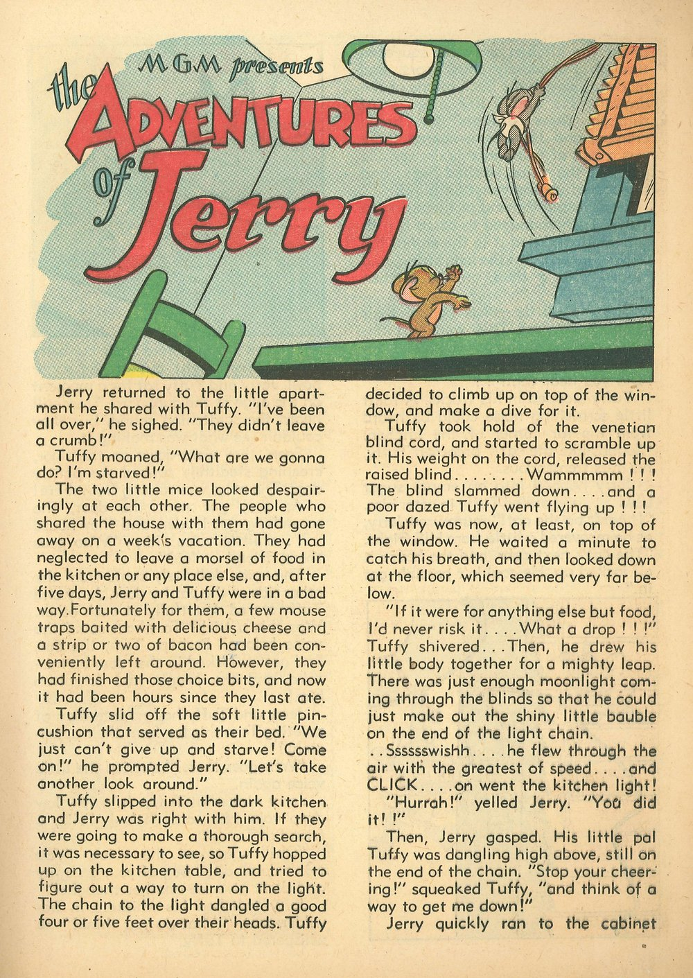 Our Gang with Tom & Jerry issue 59 - Page 21