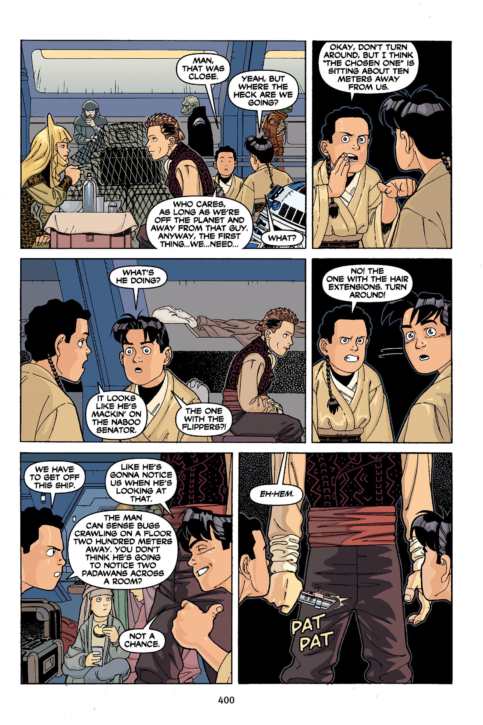 Read online Star Wars Omnibus comic -  Issue # Vol. 30 - 391