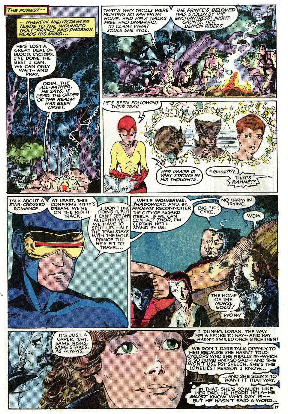 Read online Uncanny X-Men (1963) comic -  Issue # _Annual 9 - 19
