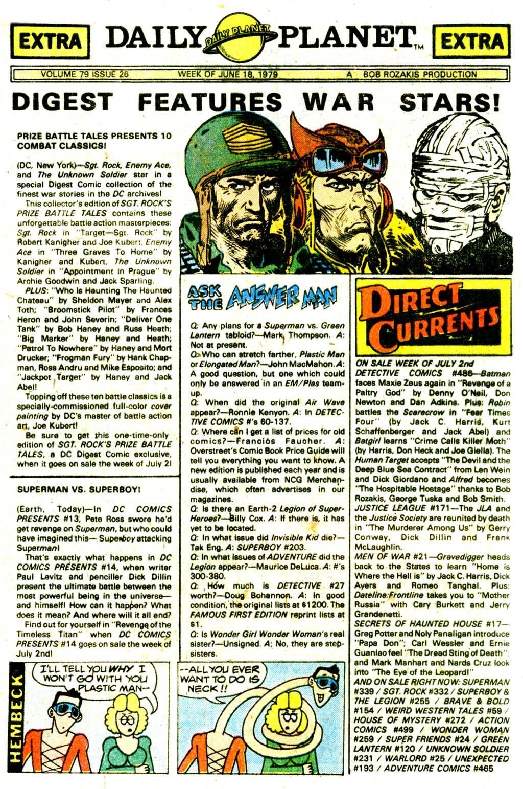 Read online Sgt. Rock comic -  Issue #332 - 32