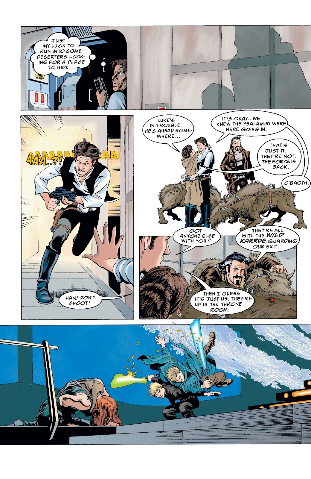 Read online Star Wars Legends: The New Republic - Epic Collection comic -  Issue # TPB 4 (Part 5) - 18