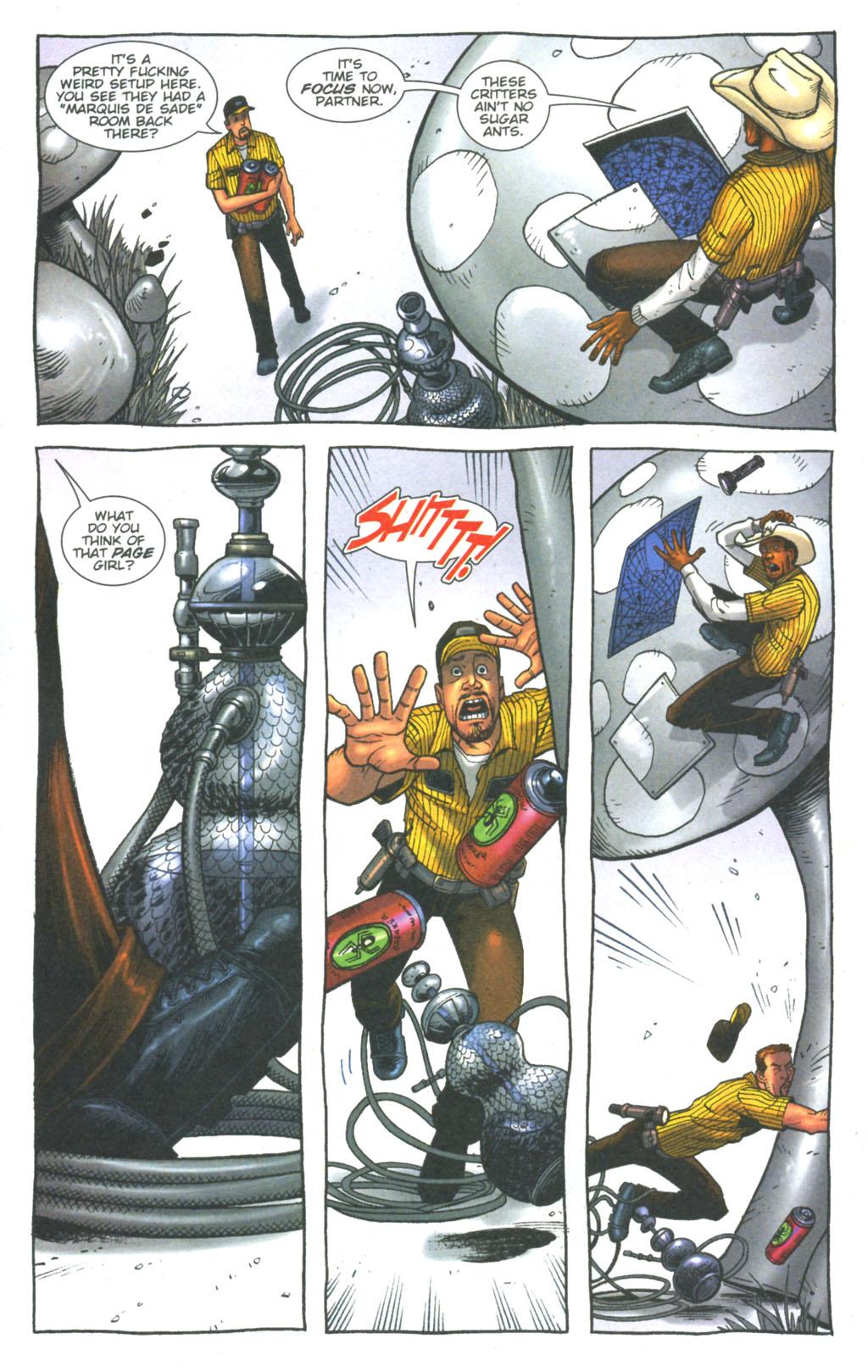 Read online The Exterminators comic -  Issue #6 - 13