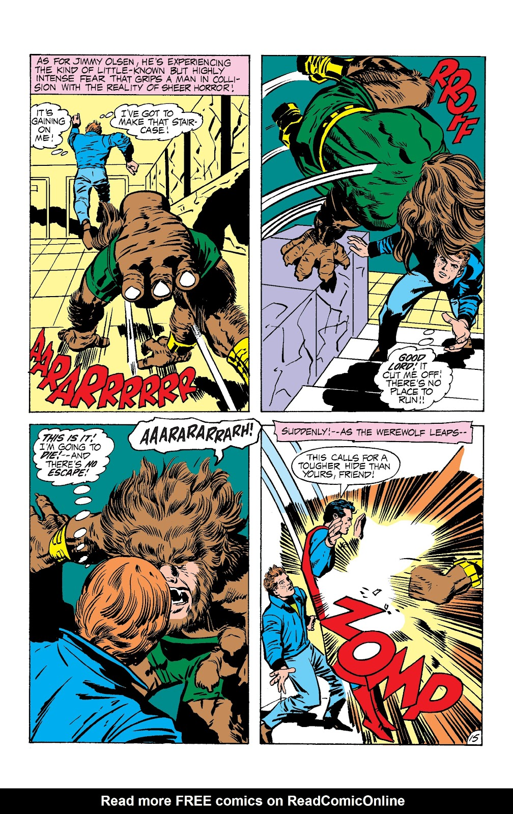 Read online Superman's Pal, Jimmy Olsen by Jack Kirby comic -  Issue # TPB (Part 3) - 5