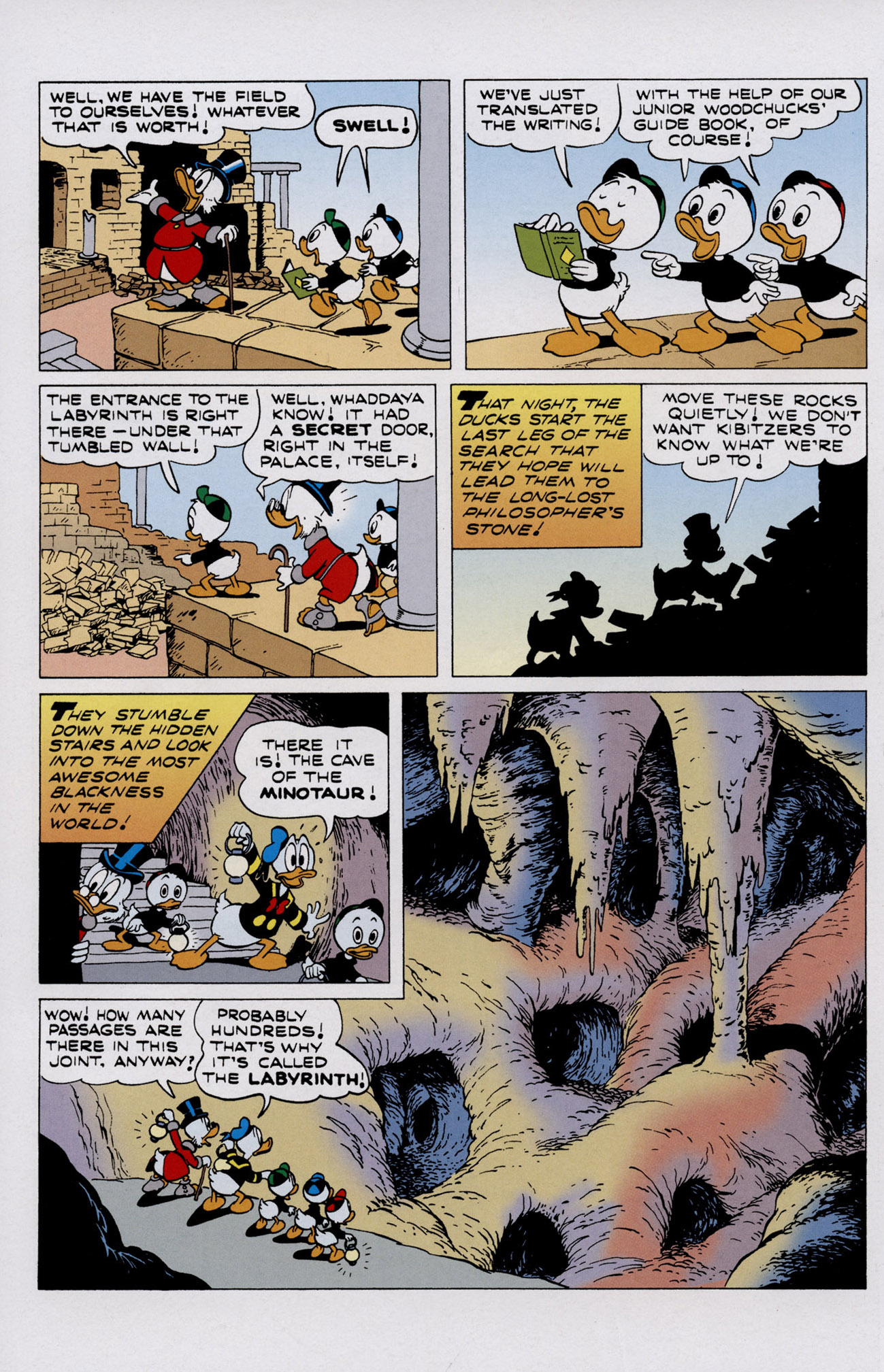 Read online Uncle Scrooge (1953) comic -  Issue #402 - 14