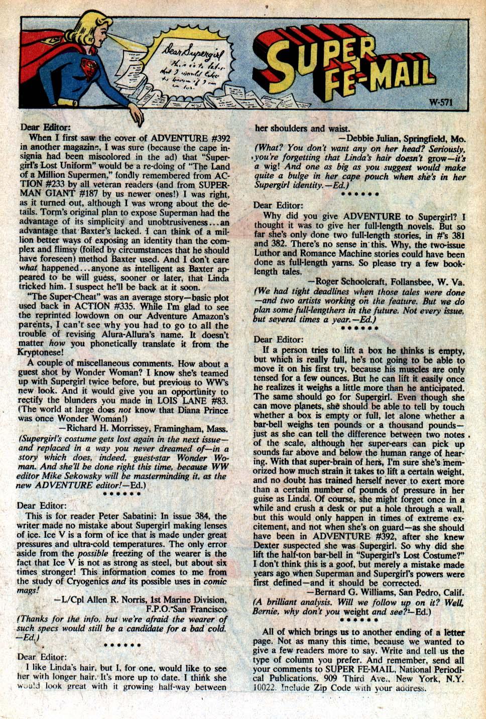 Read online Adventure Comics (1938) comic -  Issue #396 - 18