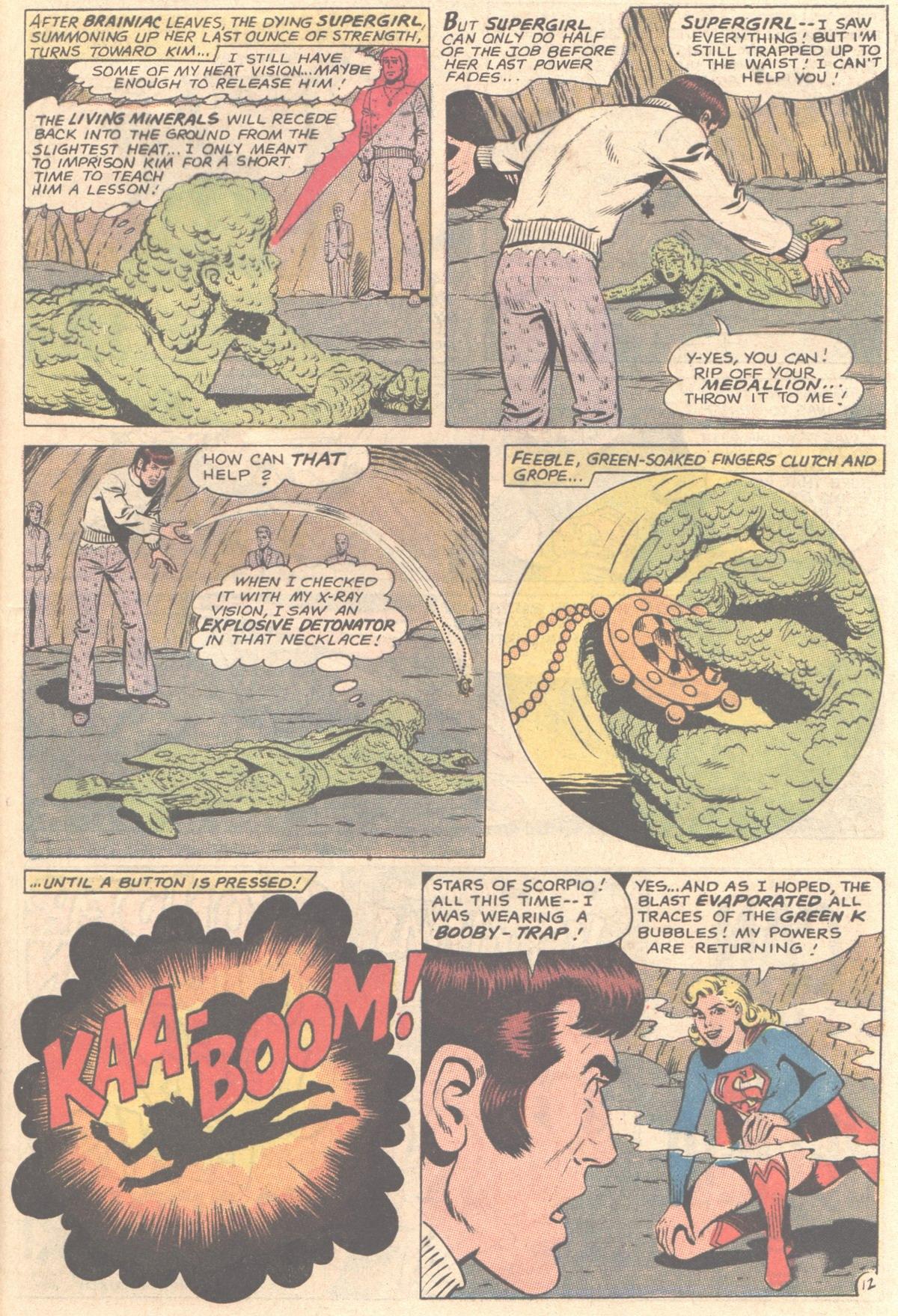 Read online Adventure Comics (1938) comic -  Issue #389 - 29