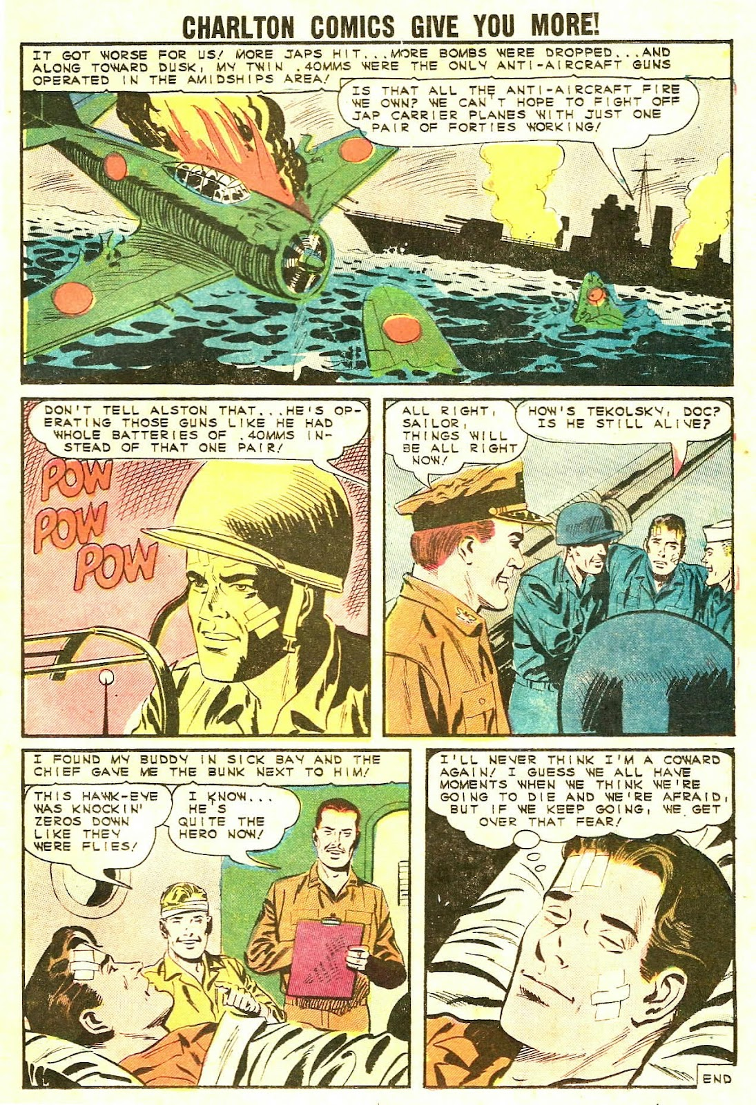 Read online Fightin' Navy comic -  Issue #118 - 21