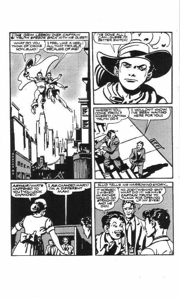 Read online Men of Mystery Comics comic -  Issue #47 - 48