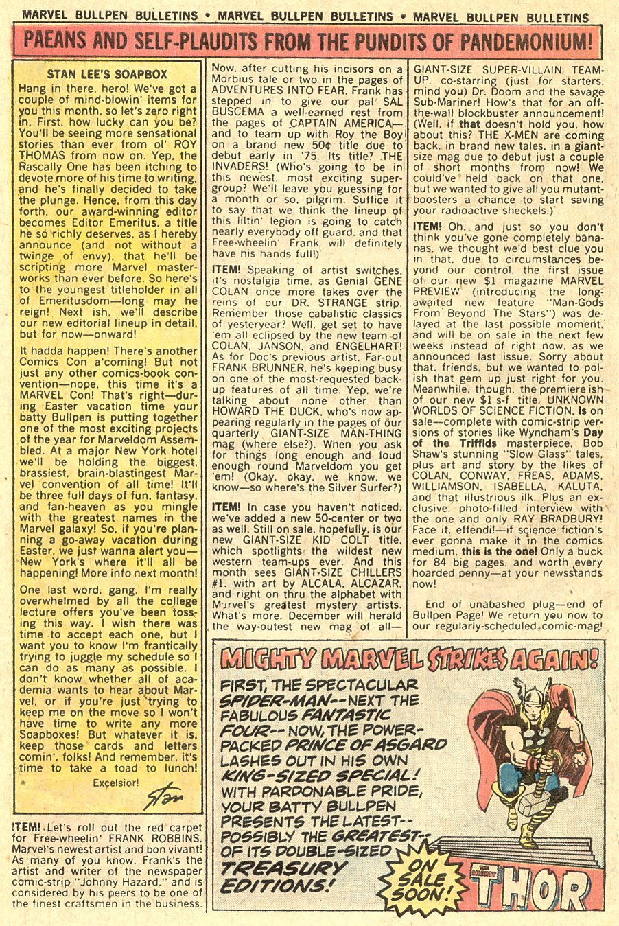 Journey Into Mystery (1972) issue 15 - Page 30