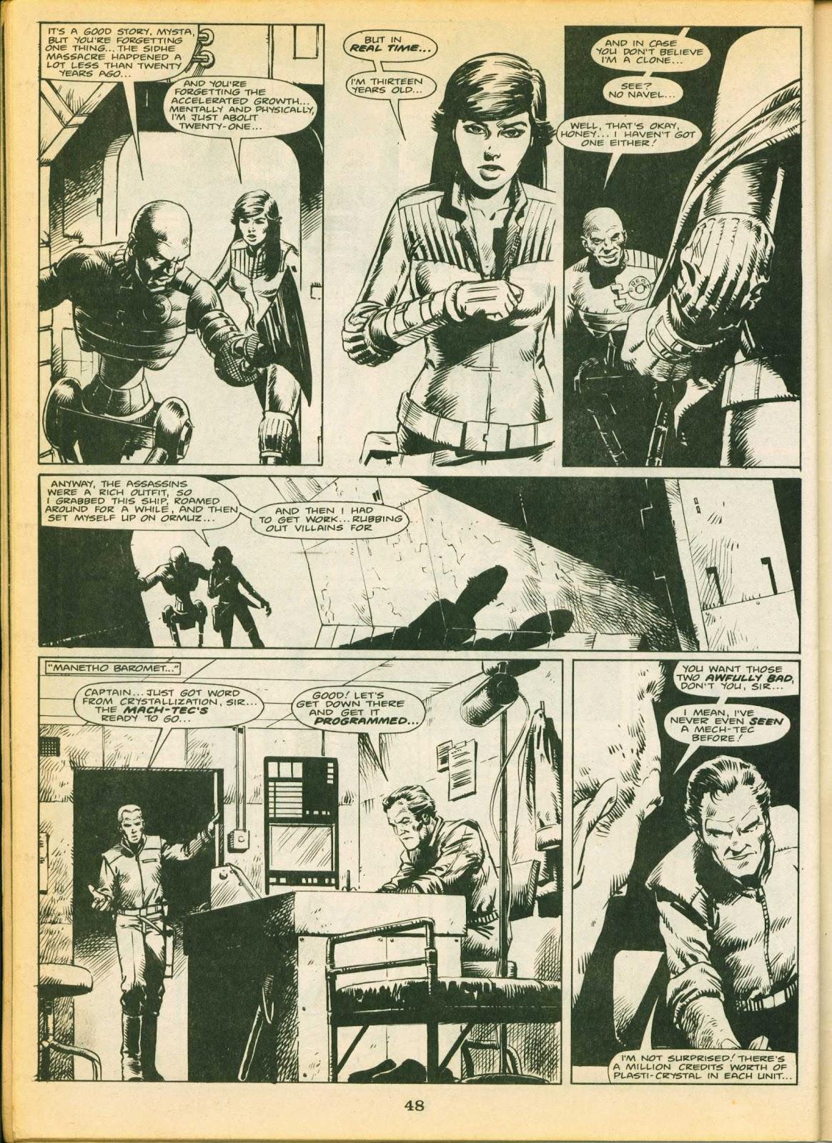 Warrior Issue #3 #4 - English 47